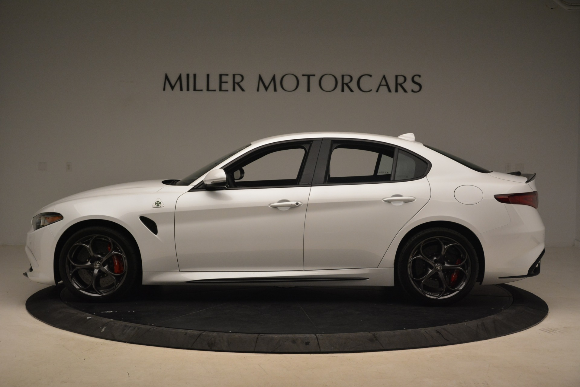 New 2018 Alfa Romeo Giulia Quadrifoglio For Sale In Greenwich, CT. Alfa Romeo of Greenwich, L352 2035_p3
