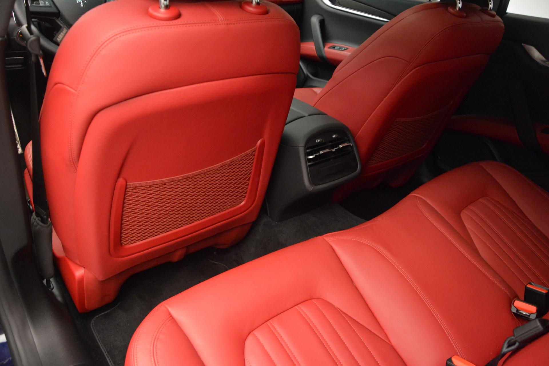 New 2016 Maserati Ghibli S Q4 For Sale In Greenwich, CT. Alfa Romeo of Greenwich, M1563 204_p15