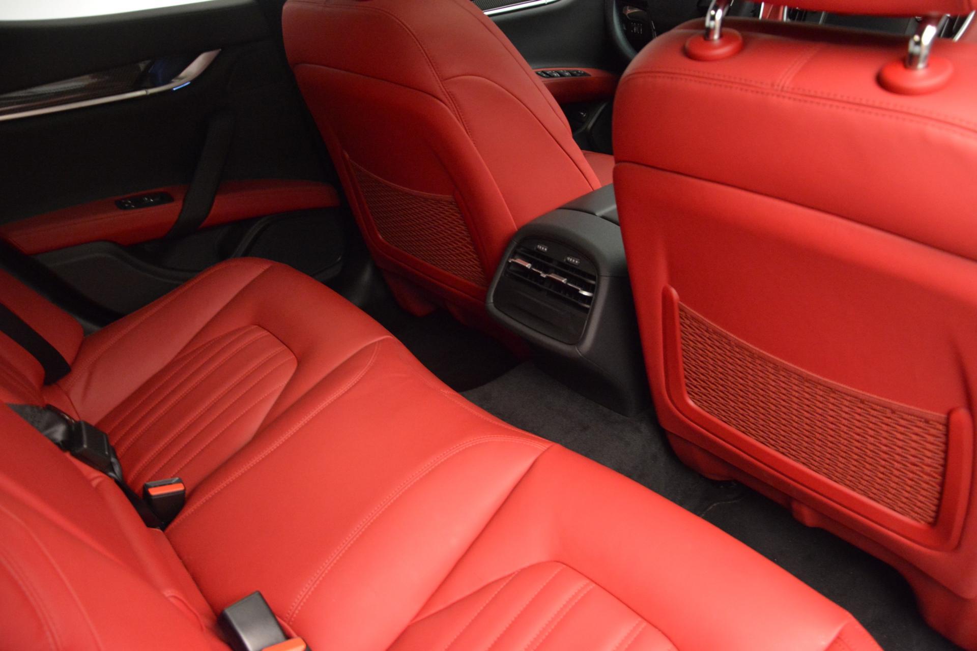 New 2016 Maserati Ghibli S Q4 For Sale In Greenwich, CT. Alfa Romeo of Greenwich, M1563 204_p16