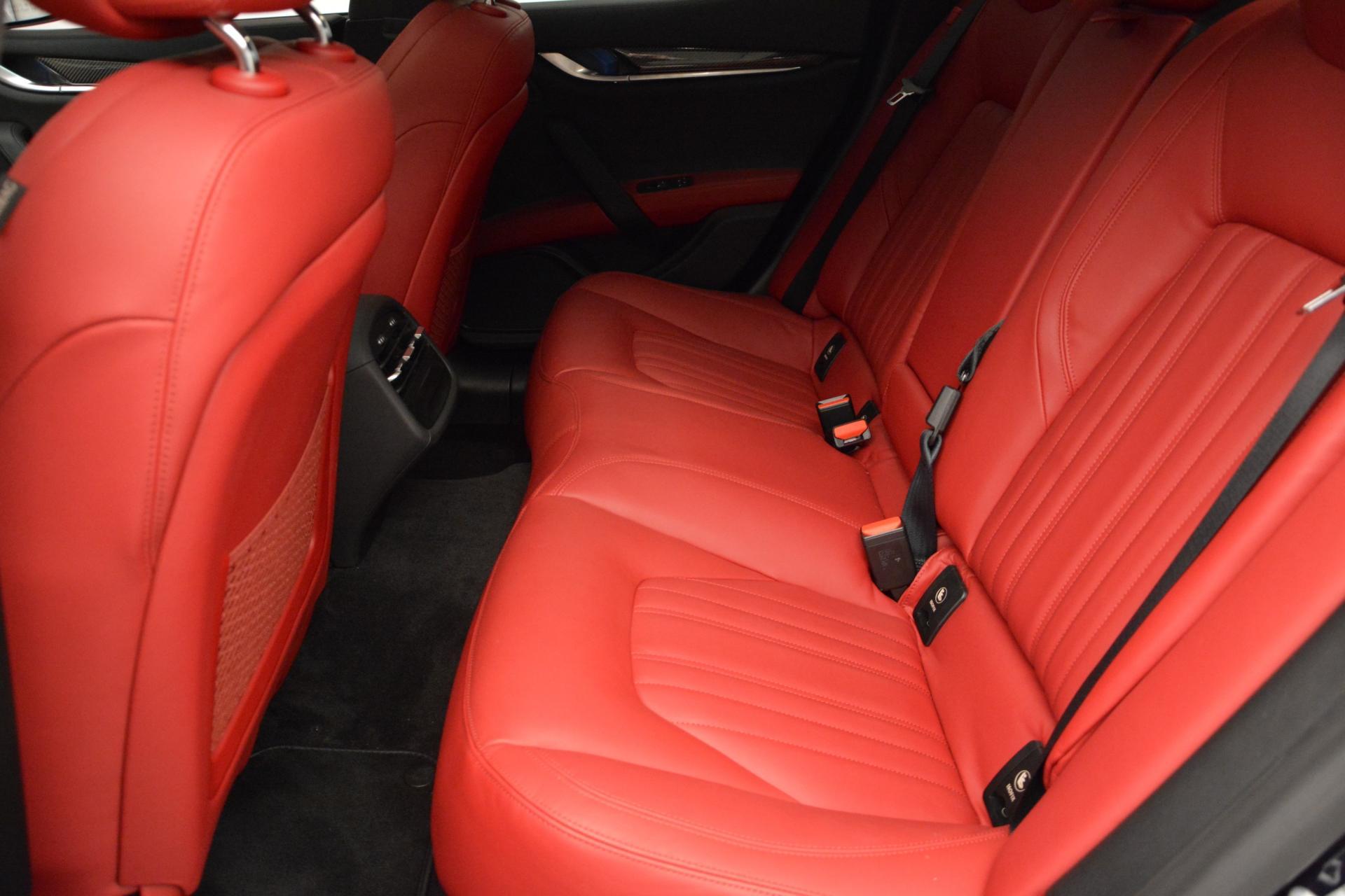 New 2016 Maserati Ghibli S Q4 For Sale In Greenwich, CT. Alfa Romeo of Greenwich, M1563 204_p24