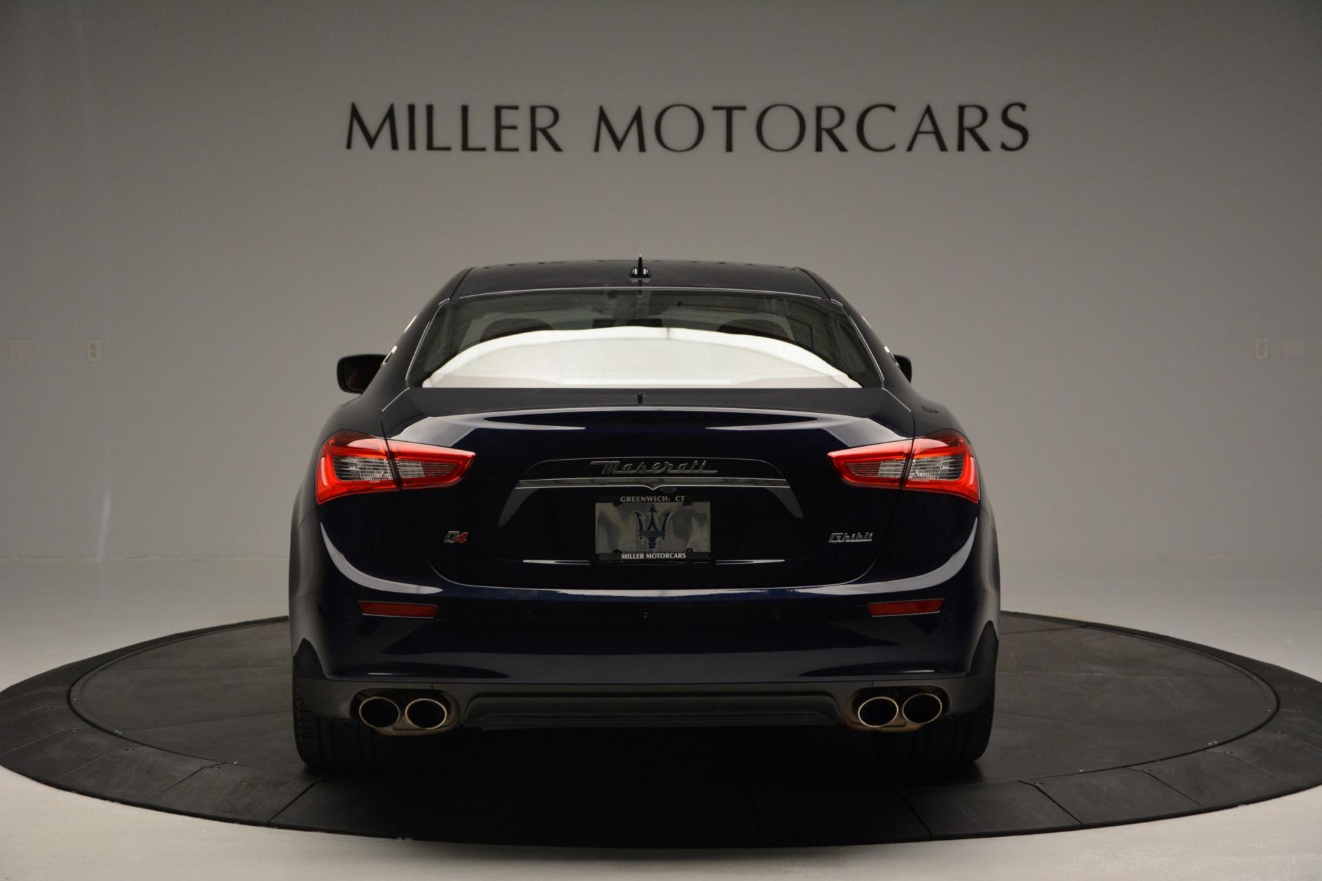 New 2016 Maserati Ghibli S Q4 For Sale In Greenwich, CT. Alfa Romeo of Greenwich, M1563 204_p6