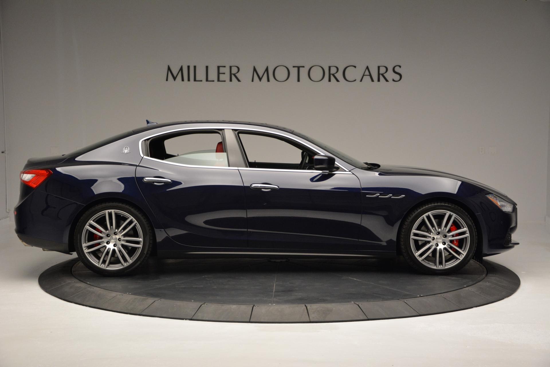 New 2016 Maserati Ghibli S Q4 For Sale In Greenwich, CT. Alfa Romeo of Greenwich, M1563 204_p9