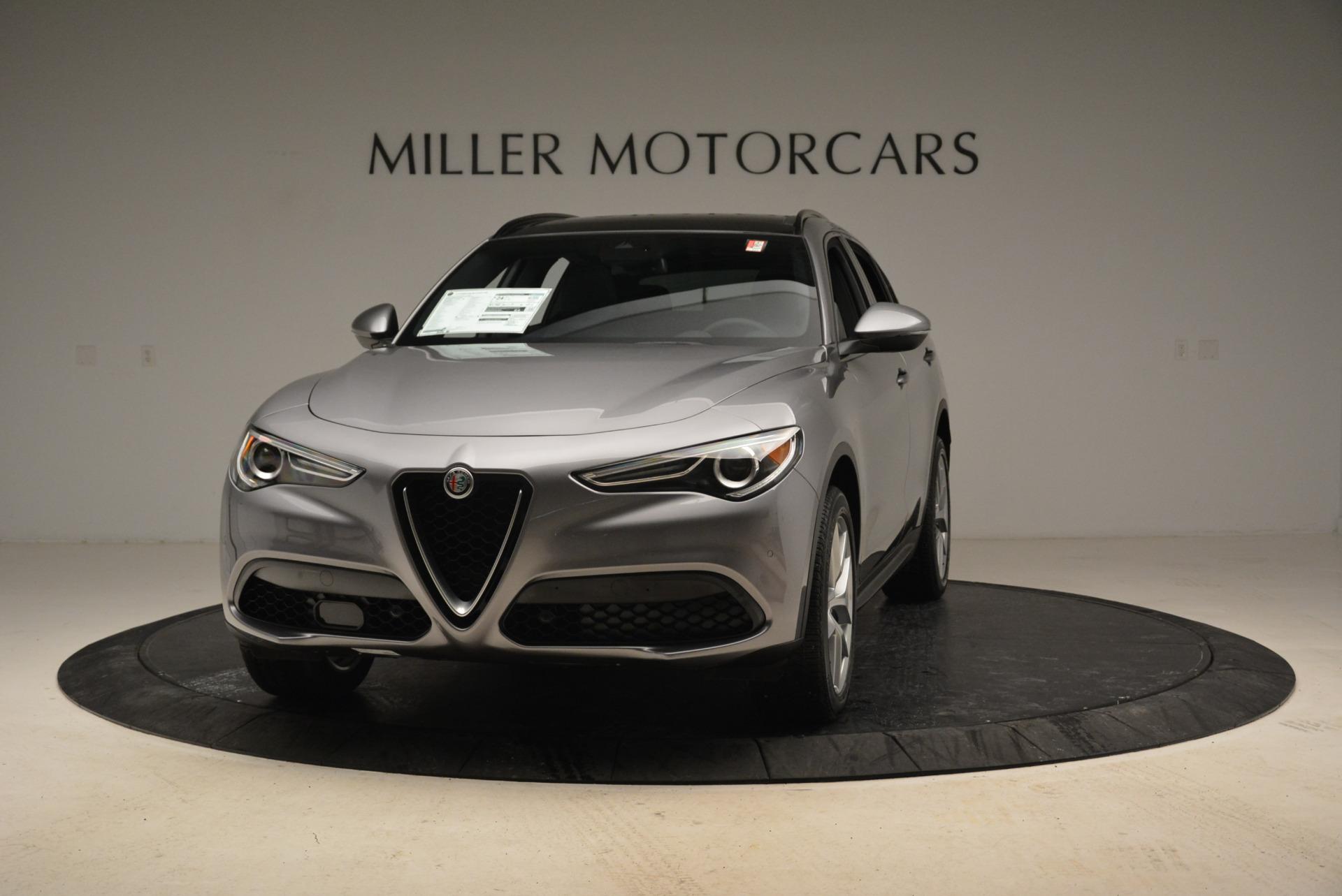 New 2018 Alfa Romeo Stelvio Ti Sport Q4 For Sale In Greenwich, CT. Alfa Romeo of Greenwich, L356 2040_main