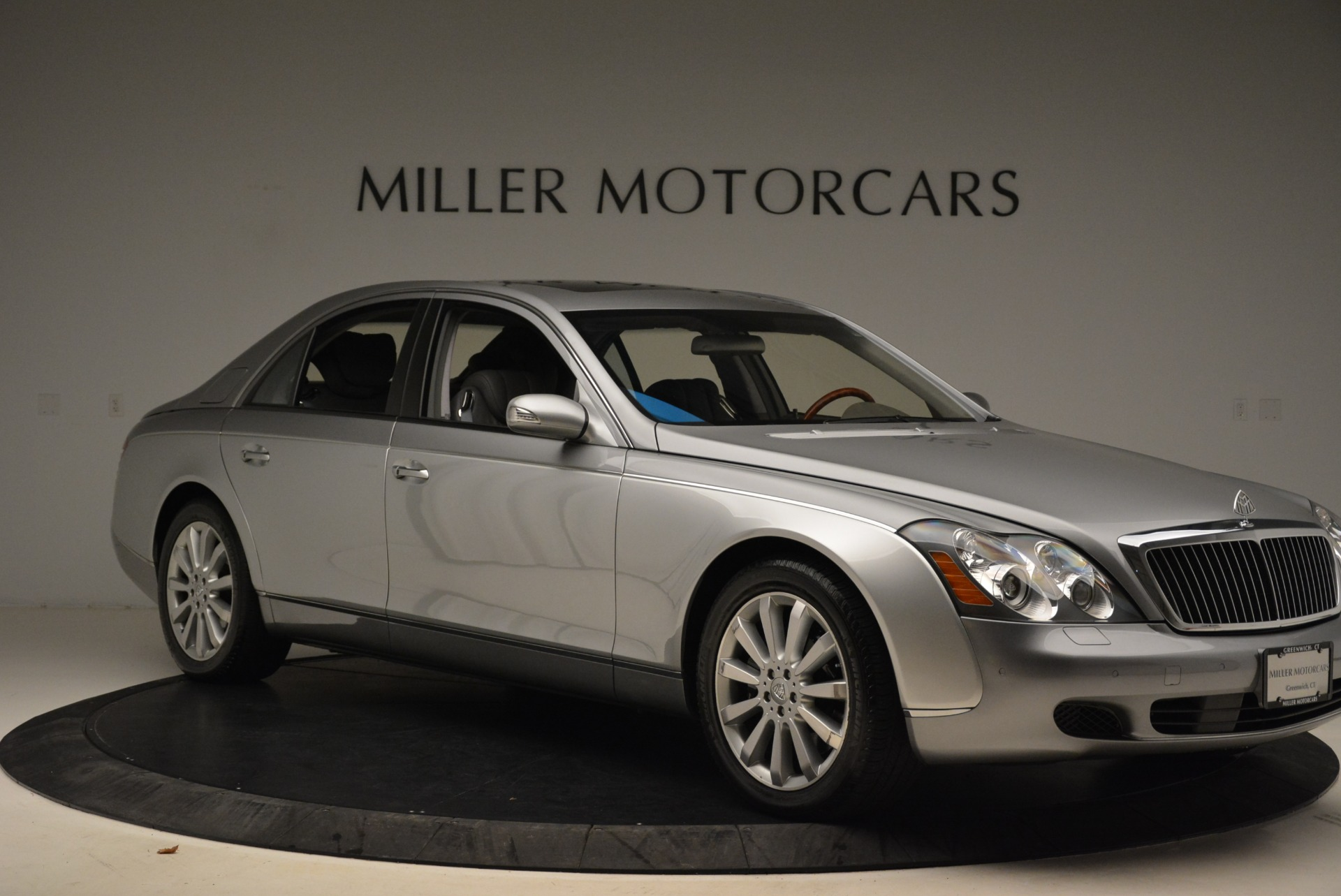 Used 2004 Maybach 57  For Sale In Greenwich, CT. Alfa Romeo of Greenwich, R445A 2045_p10