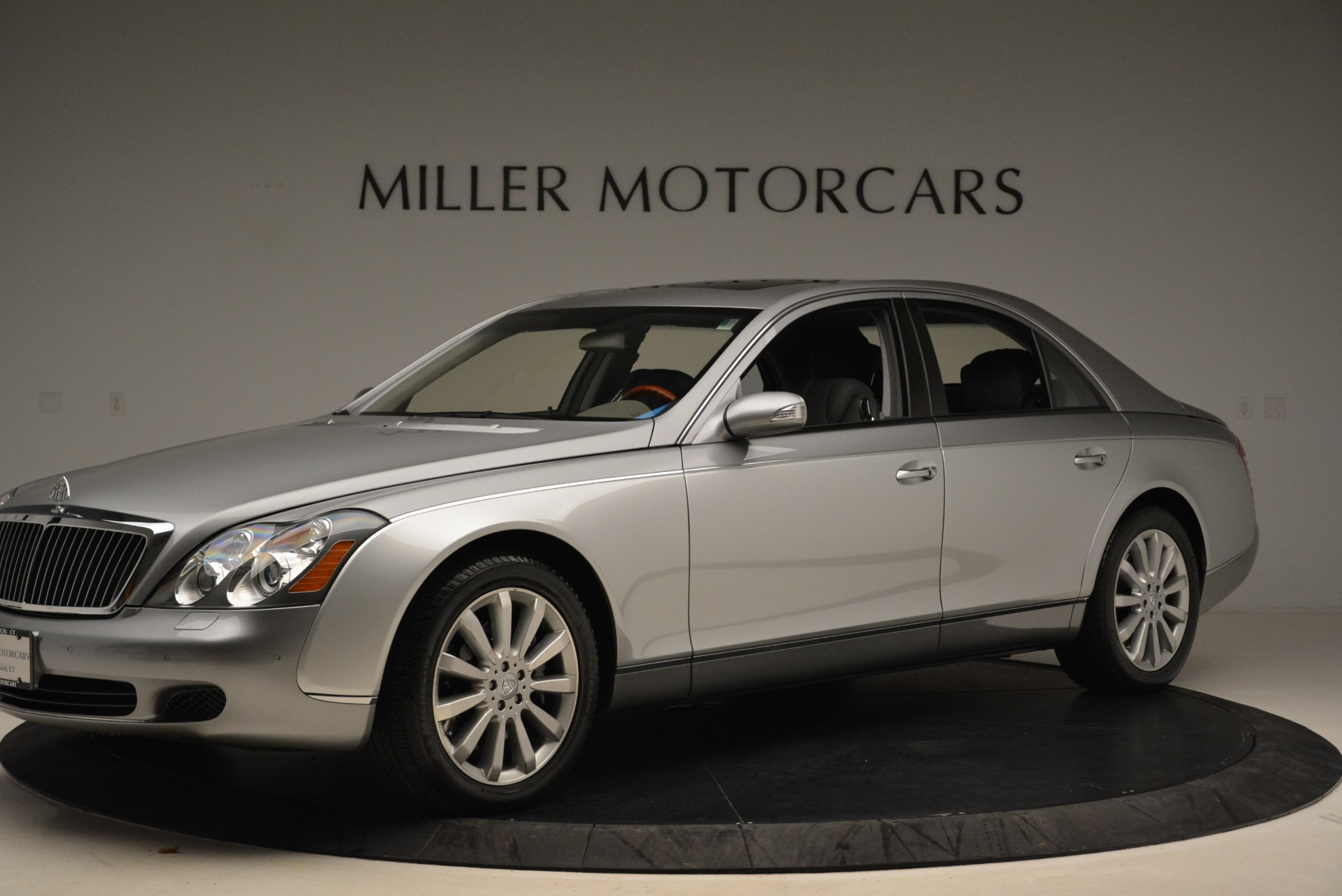 Used 2004 Maybach 57  For Sale In Greenwich, CT. Alfa Romeo of Greenwich, R445A 2045_p2