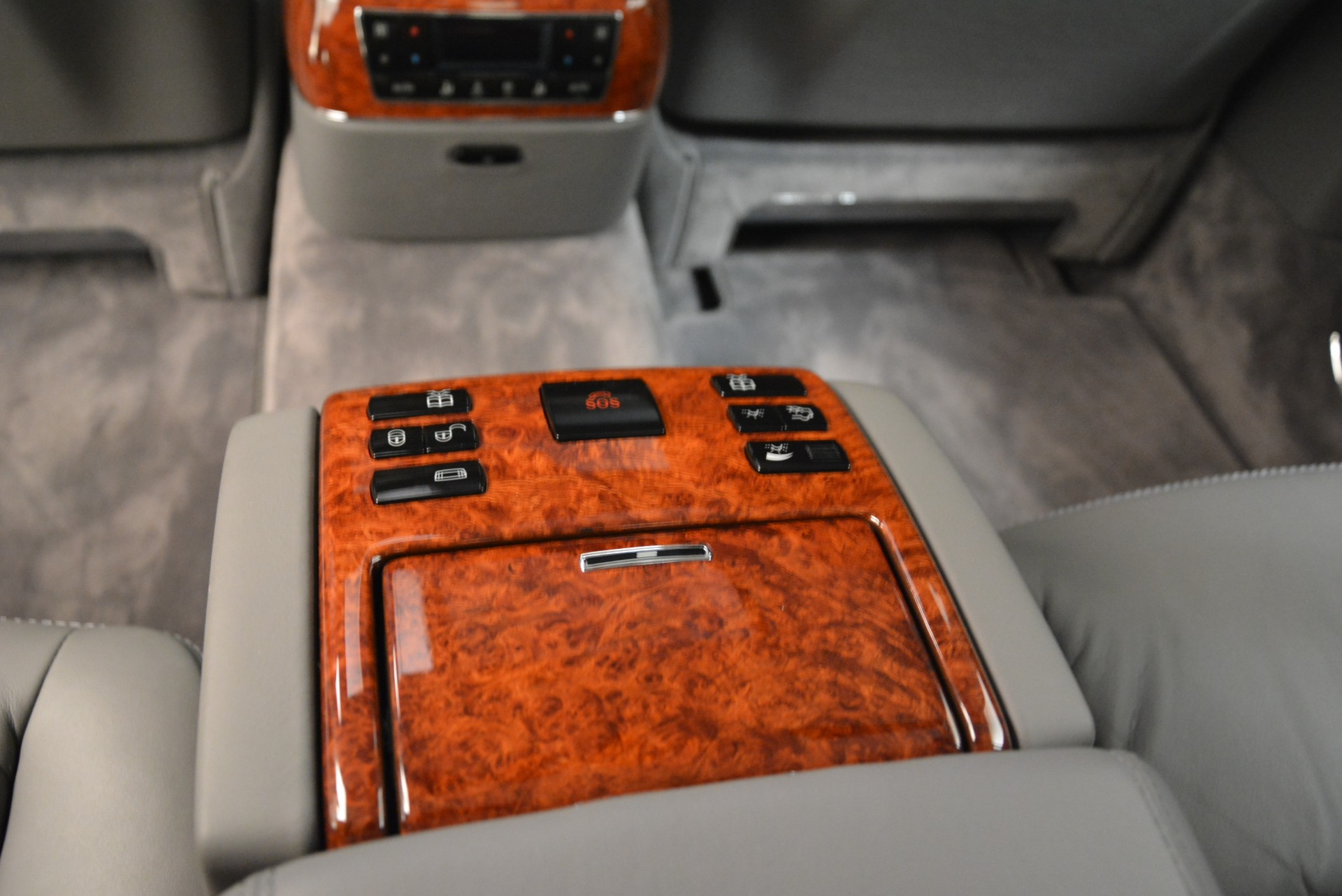 Used 2004 Maybach 57  For Sale In Greenwich, CT. Alfa Romeo of Greenwich, R445A 2045_p30