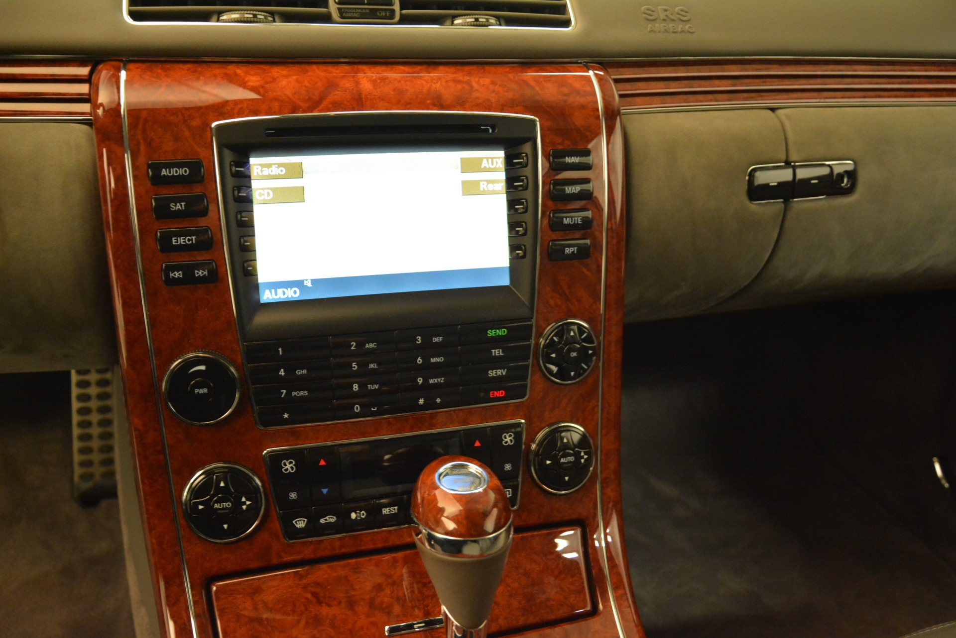 Used 2004 Maybach 57  For Sale In Greenwich, CT. Alfa Romeo of Greenwich, R445A 2045_p34