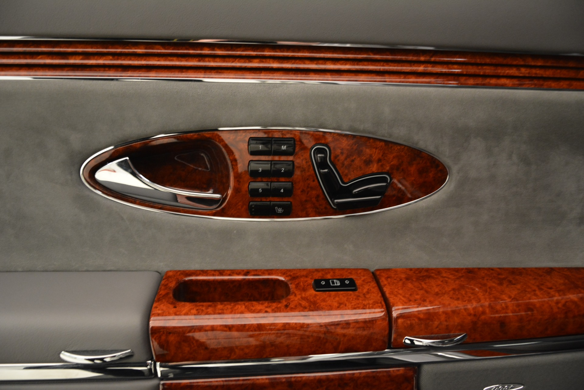 Used 2004 Maybach 57  For Sale In Greenwich, CT. Alfa Romeo of Greenwich, R445A 2045_p36