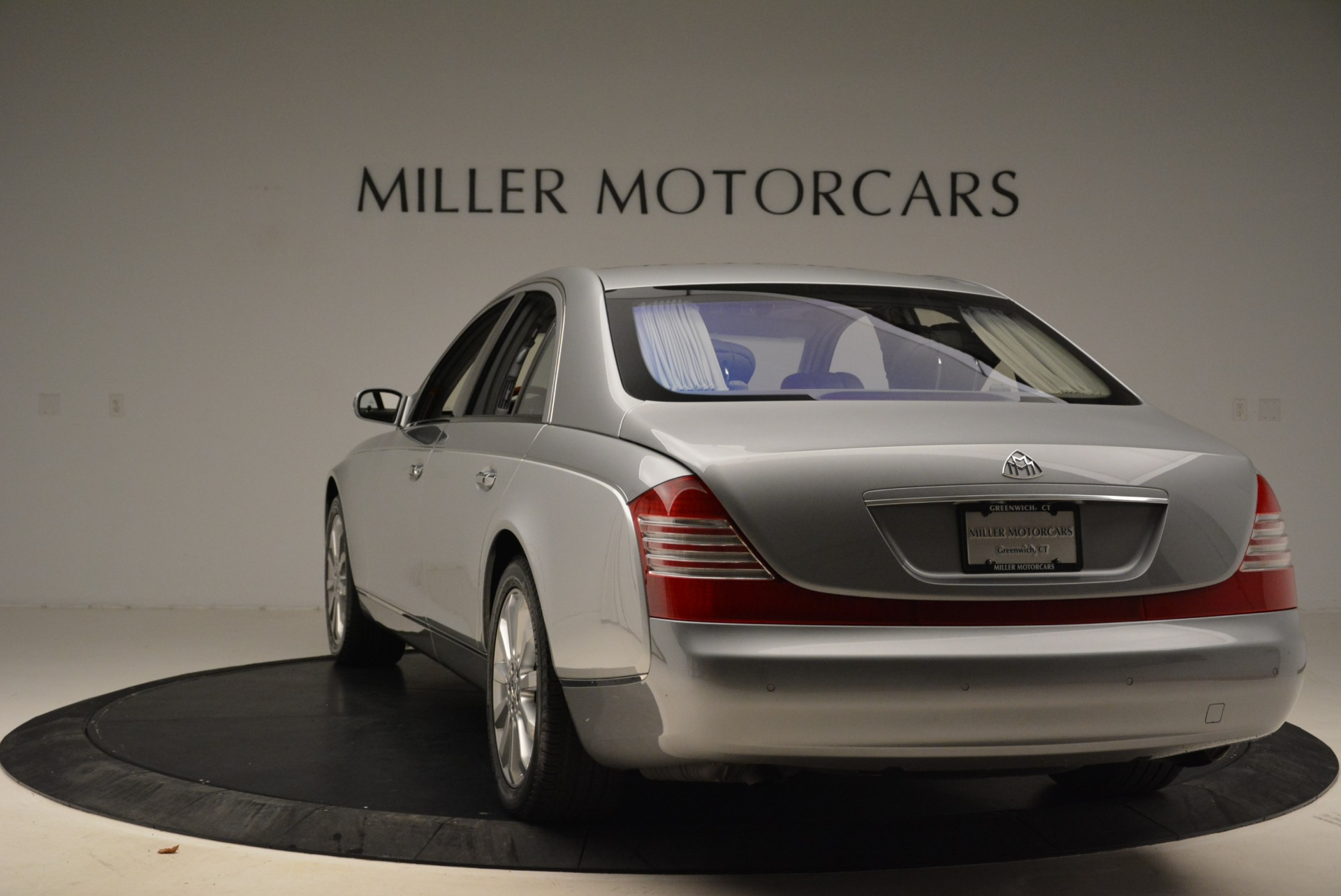 Used 2004 Maybach 57  For Sale In Greenwich, CT. Alfa Romeo of Greenwich, R445A 2045_p5