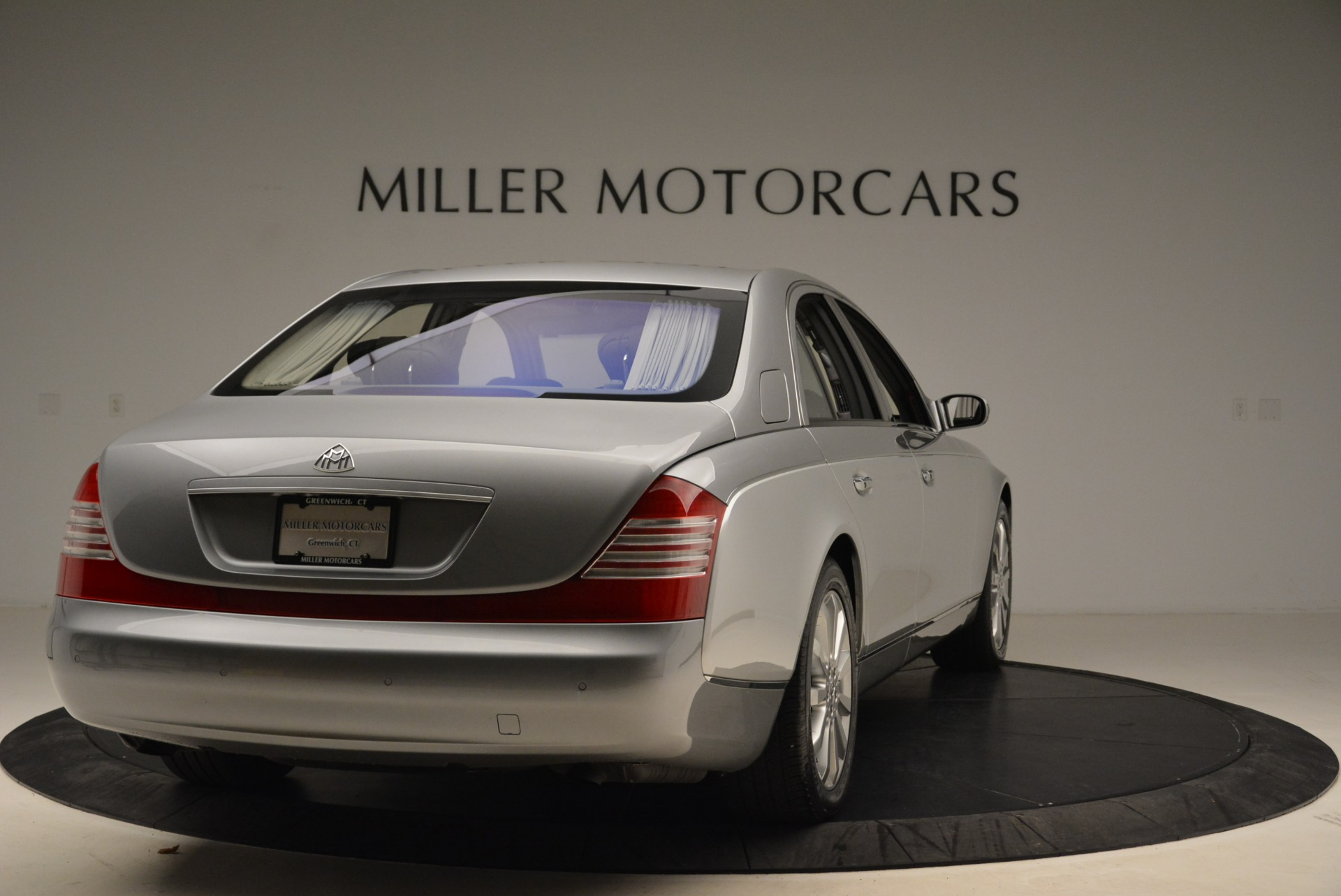 Used 2004 Maybach 57  For Sale In Greenwich, CT. Alfa Romeo of Greenwich, R445A 2045_p7