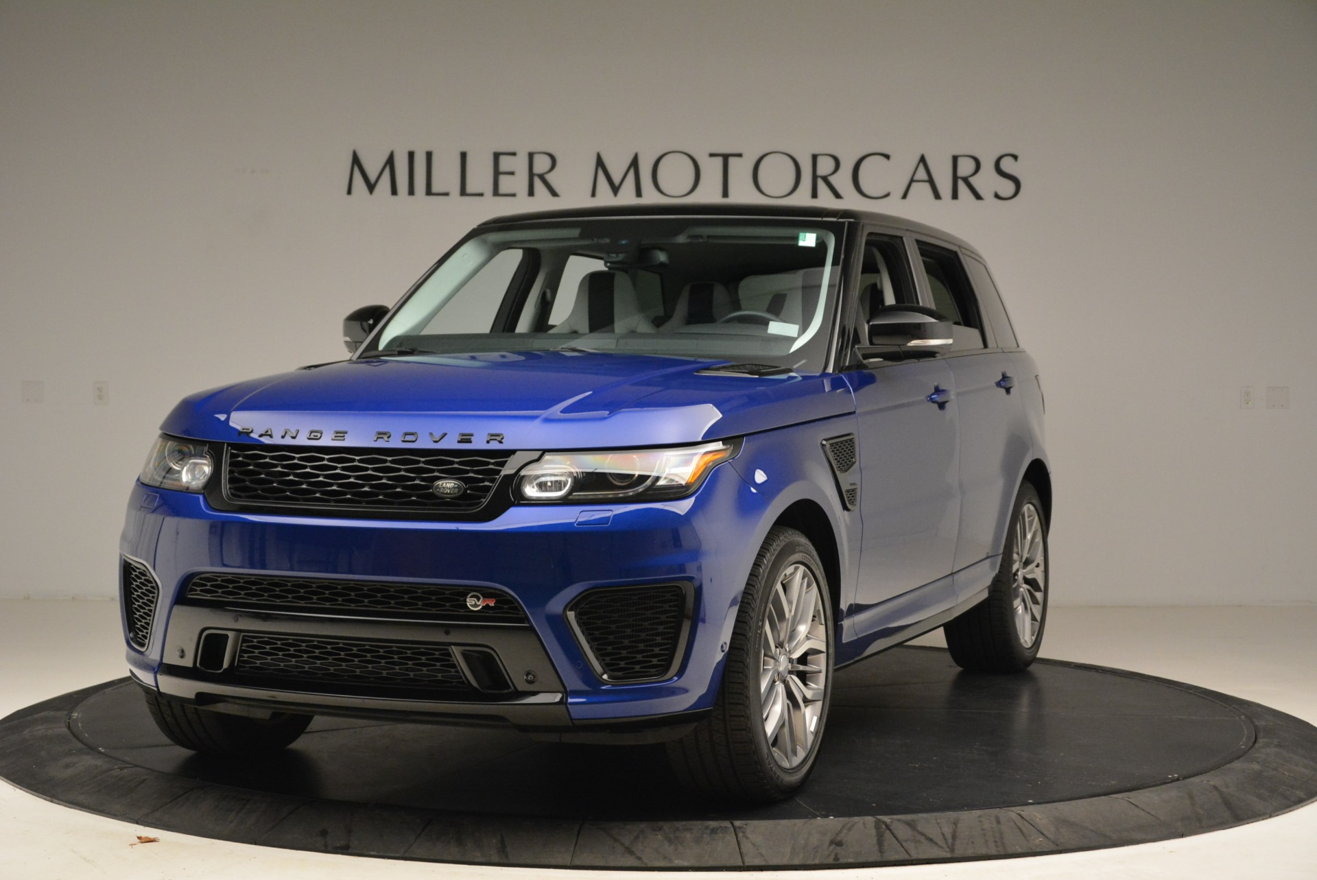 Used 2015 Land Rover Range Rover Sport SVR For Sale In Greenwich, CT. Alfa Romeo of Greenwich, 7322 2046_main