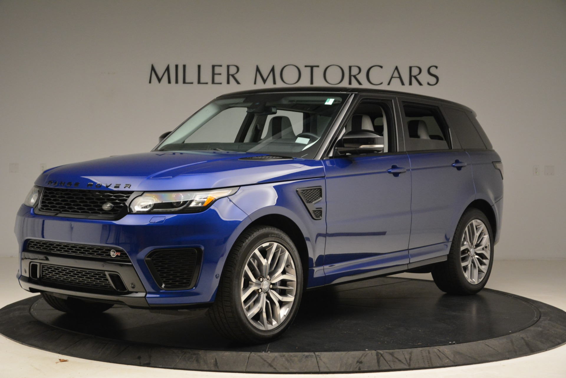 Used 2015 Land Rover Range Rover Sport SVR For Sale In Greenwich, CT. Alfa Romeo of Greenwich, 7322 2046_p2