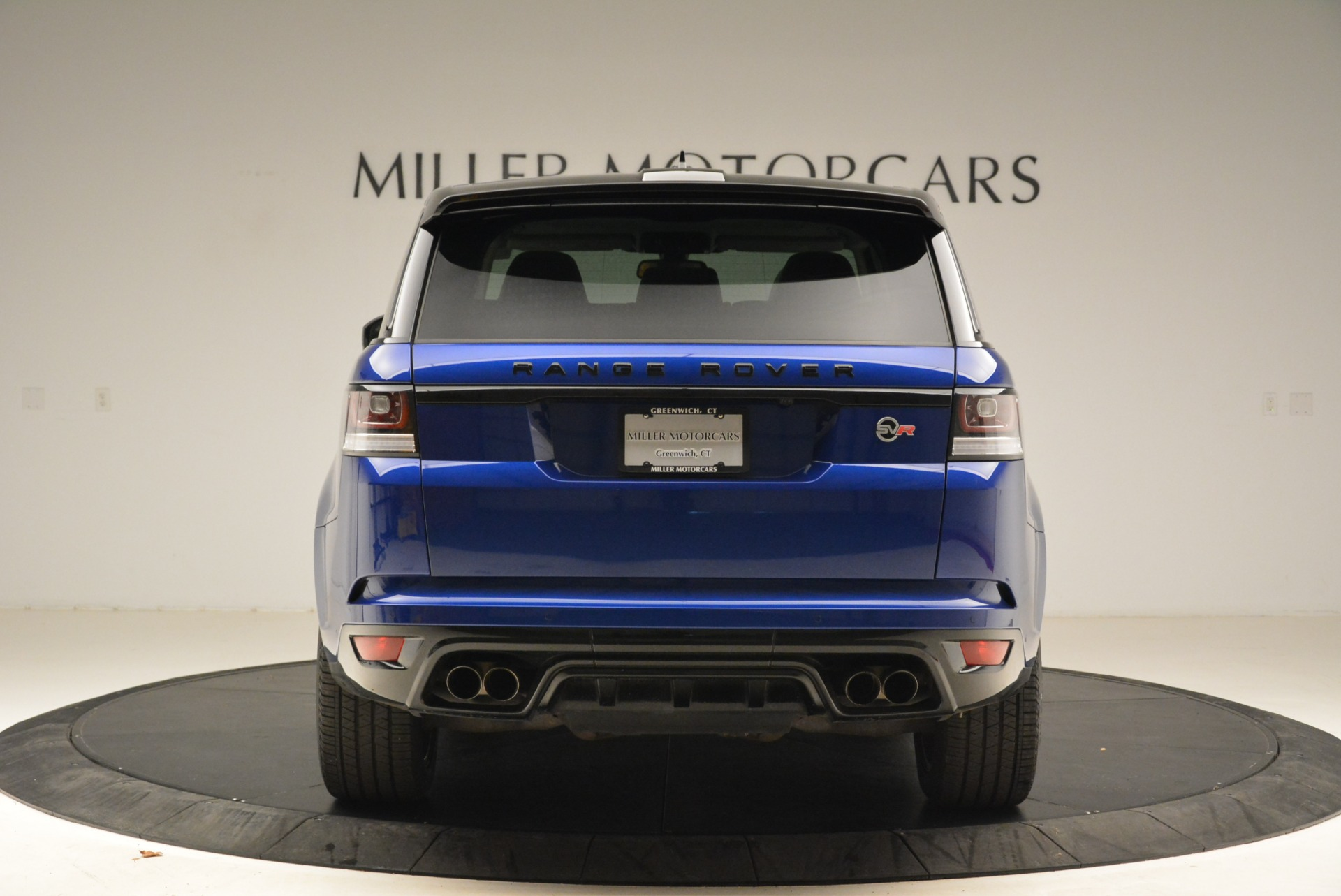 Used 2015 Land Rover Range Rover Sport SVR For Sale In Greenwich, CT. Alfa Romeo of Greenwich, 7322 2046_p6