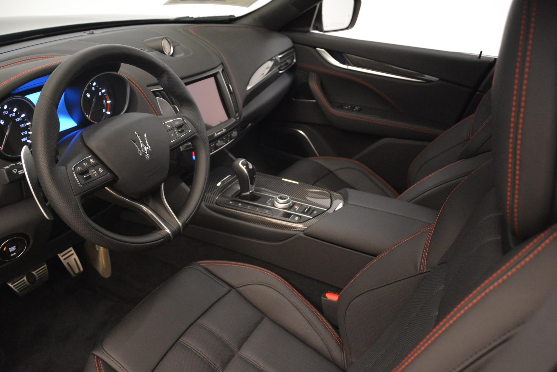 New 2018 Maserati Levante Q4 GranSport For Sale In Greenwich, CT. Alfa Romeo of Greenwich, M2050 2048_p13