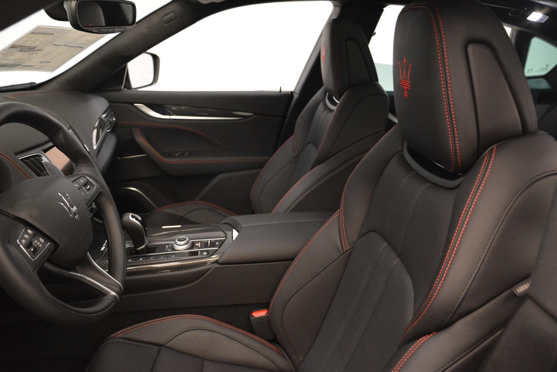 New 2018 Maserati Levante Q4 GranSport For Sale In Greenwich, CT. Alfa Romeo of Greenwich, M2050 2048_p14