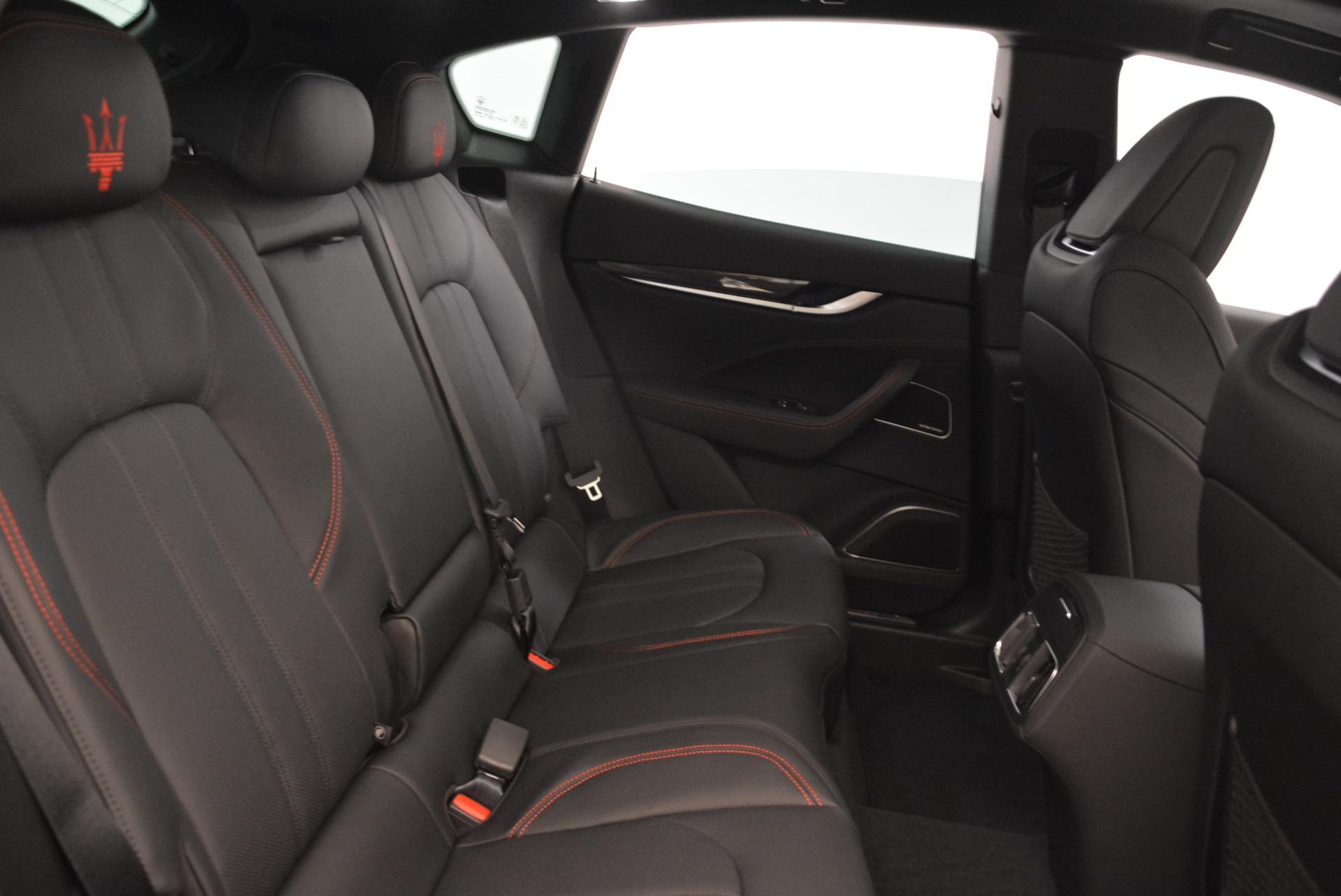 New 2018 Maserati Levante Q4 GranSport For Sale In Greenwich, CT. Alfa Romeo of Greenwich, M2050 2048_p26