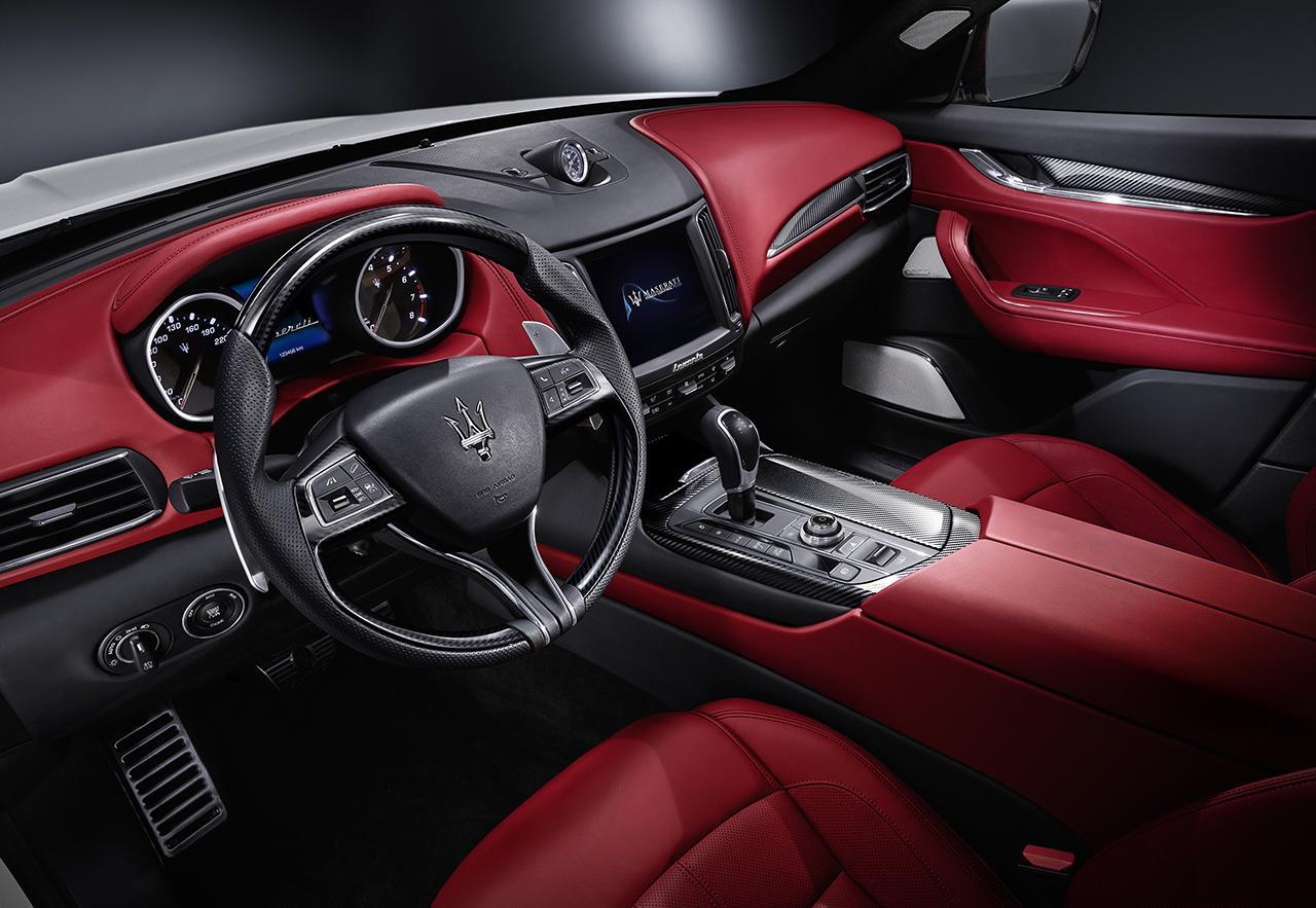 New 2017 Maserati Levante  For Sale In Greenwich, CT. Alfa Romeo of Greenwich, 1234 205_p10