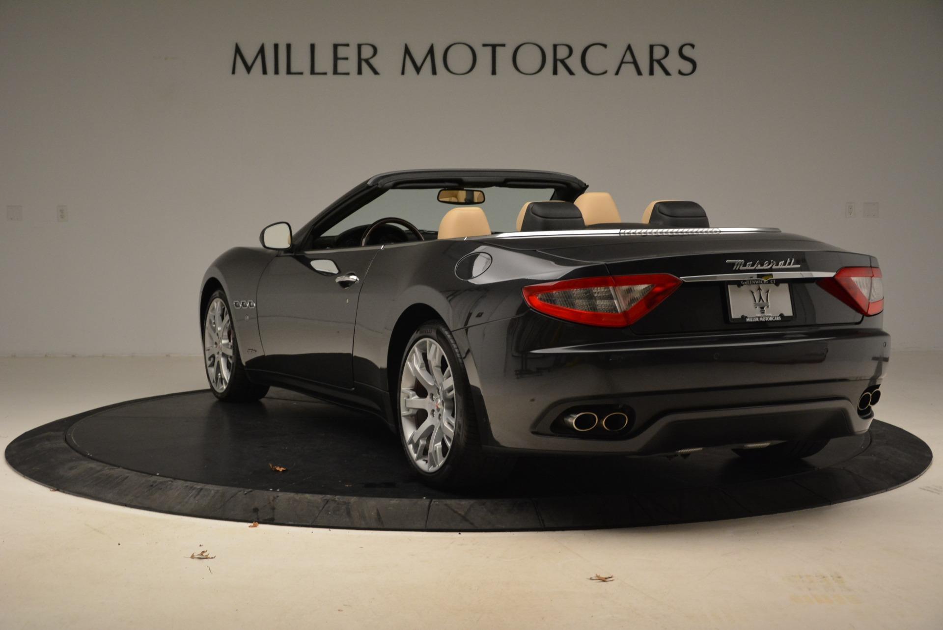 Used 2013 Maserati GranTurismo Convertible  For Sale In Greenwich, CT. Alfa Romeo of Greenwich, W566A 2050_p5