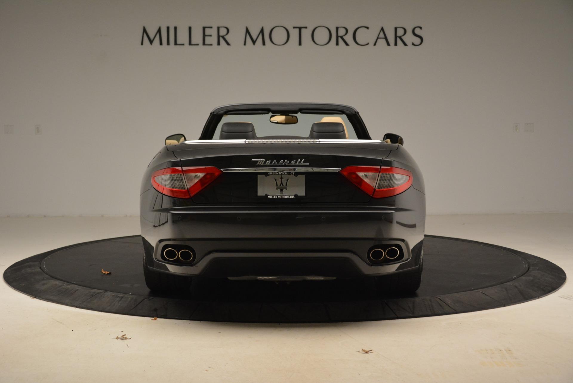 Used 2013 Maserati GranTurismo Convertible  For Sale In Greenwich, CT. Alfa Romeo of Greenwich, W566A 2050_p6