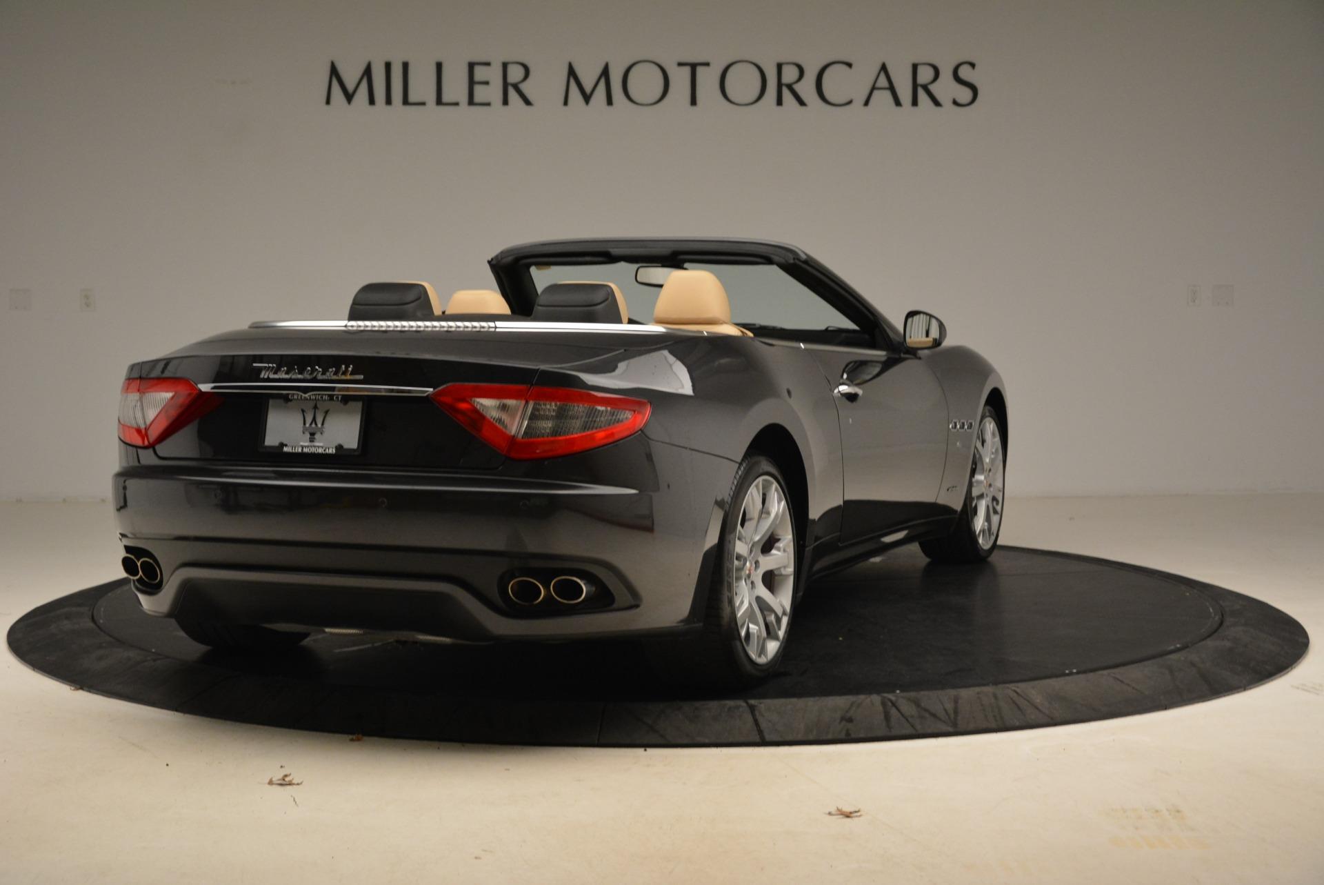 Used 2013 Maserati GranTurismo Convertible  For Sale In Greenwich, CT. Alfa Romeo of Greenwich, W566A 2050_p7