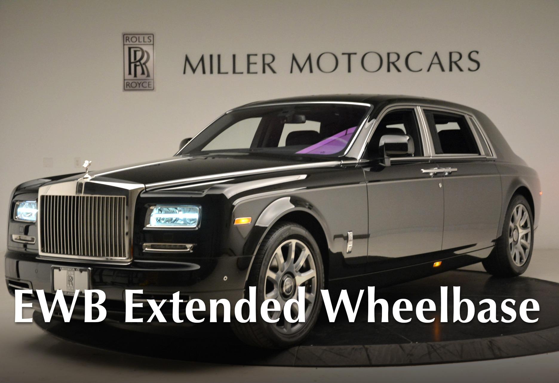 Used 2014 Rolls-Royce Phantom EWB For Sale In Greenwich, CT. Alfa Romeo of Greenwich, 7319 2051_main