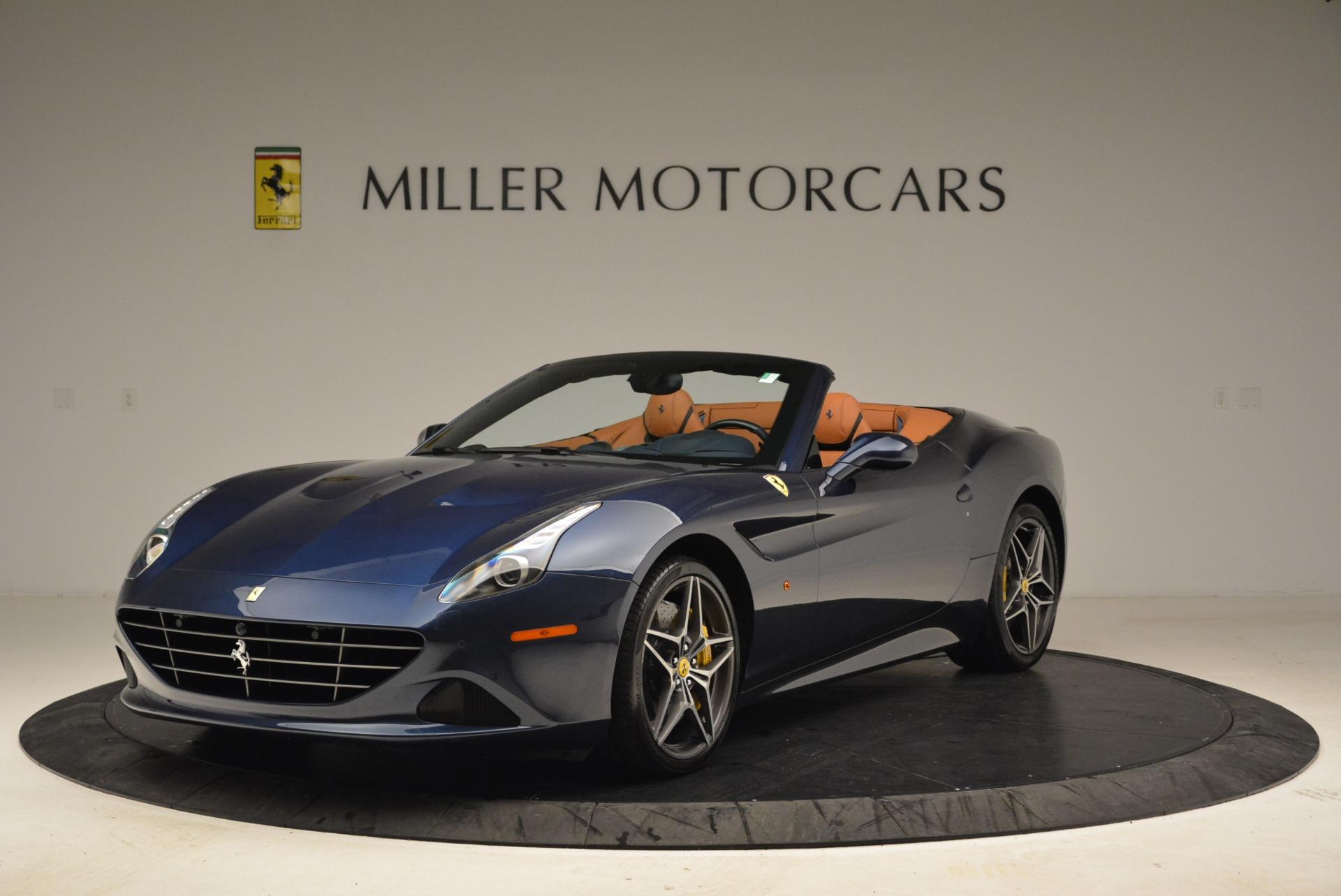Used 2017 Ferrari California T Handling Speciale For Sale In Greenwich, CT. Alfa Romeo of Greenwich, F1851A 2052_main