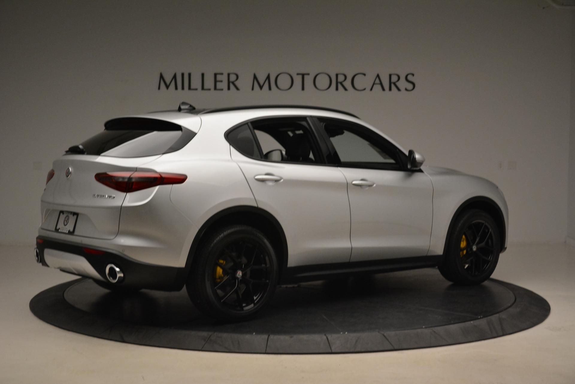 New 2018 Alfa Romeo Stelvio Ti Sport Q4 For Sale In Greenwich, CT. Alfa Romeo of Greenwich, L395 2058_p8