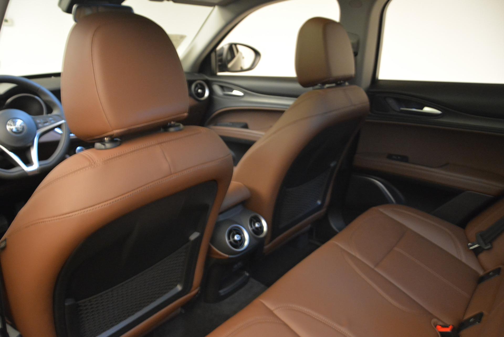 New 2018 Alfa Romeo Stelvio Q4 For Sale In Greenwich, CT. Alfa Romeo of Greenwich, LW132 2059_p16