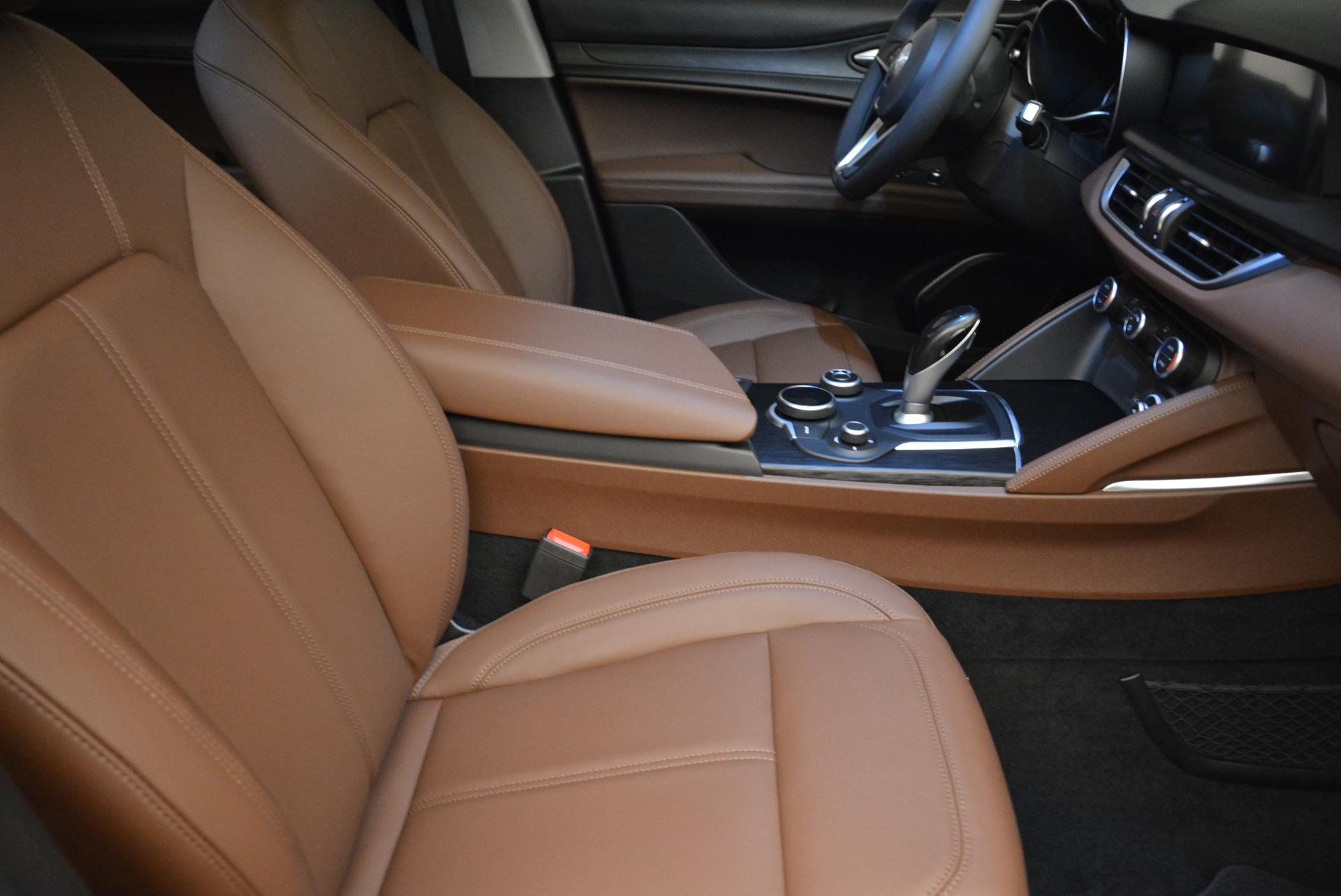 New 2018 Alfa Romeo Stelvio Q4 For Sale In Greenwich, CT. Alfa Romeo of Greenwich, LW132 2059_p20