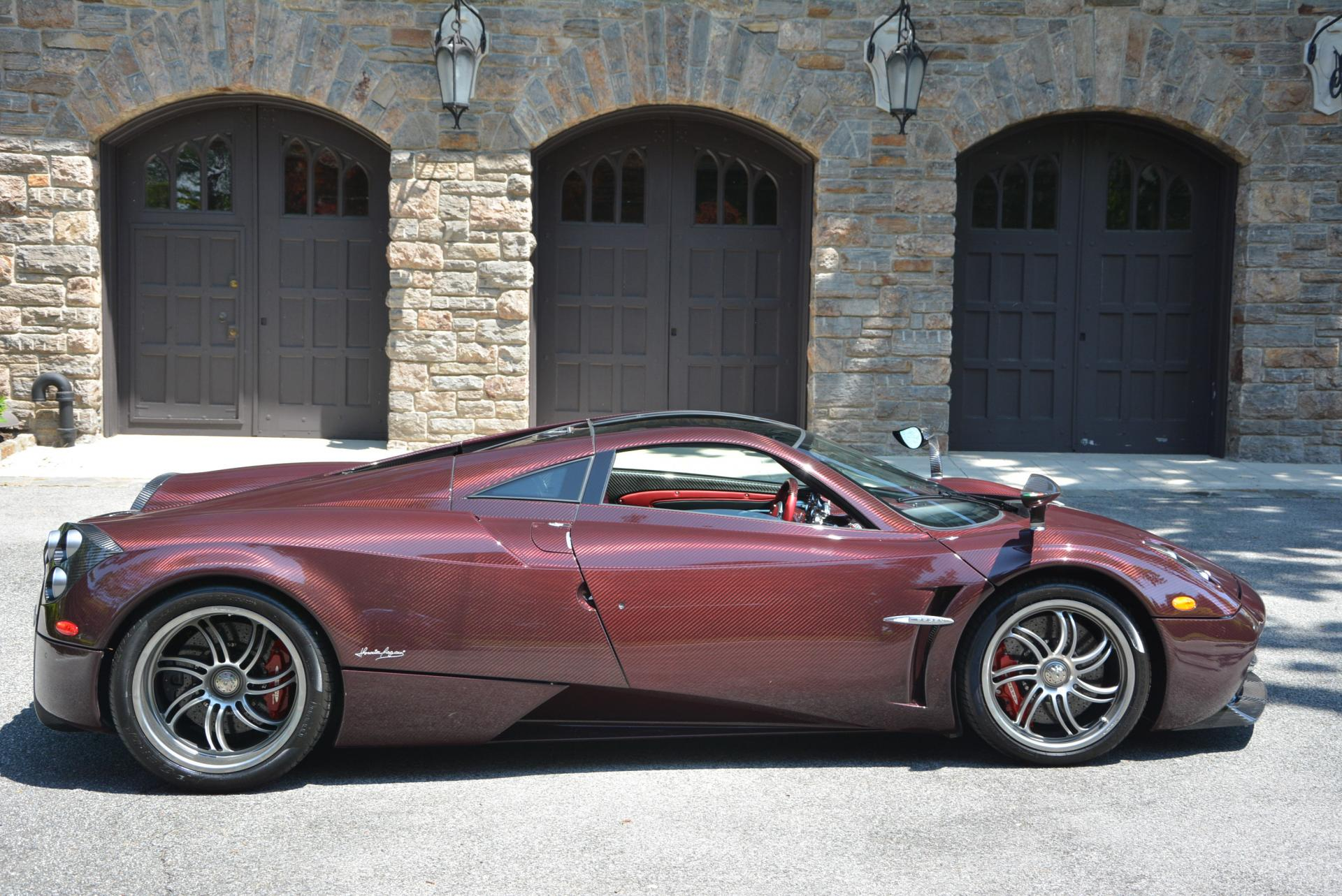 Used 2014 Pagani Huayra  For Sale In Greenwich, CT. Alfa Romeo of Greenwich, 6999C 206_p2