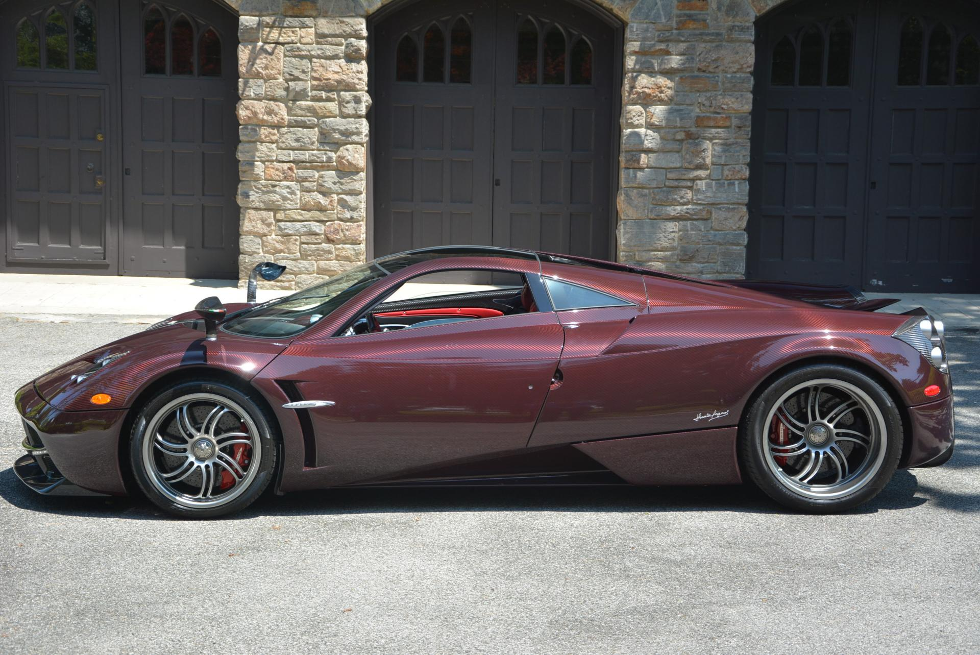 Used 2014 Pagani Huayra  For Sale In Greenwich, CT. Alfa Romeo of Greenwich, 6999C 206_p4