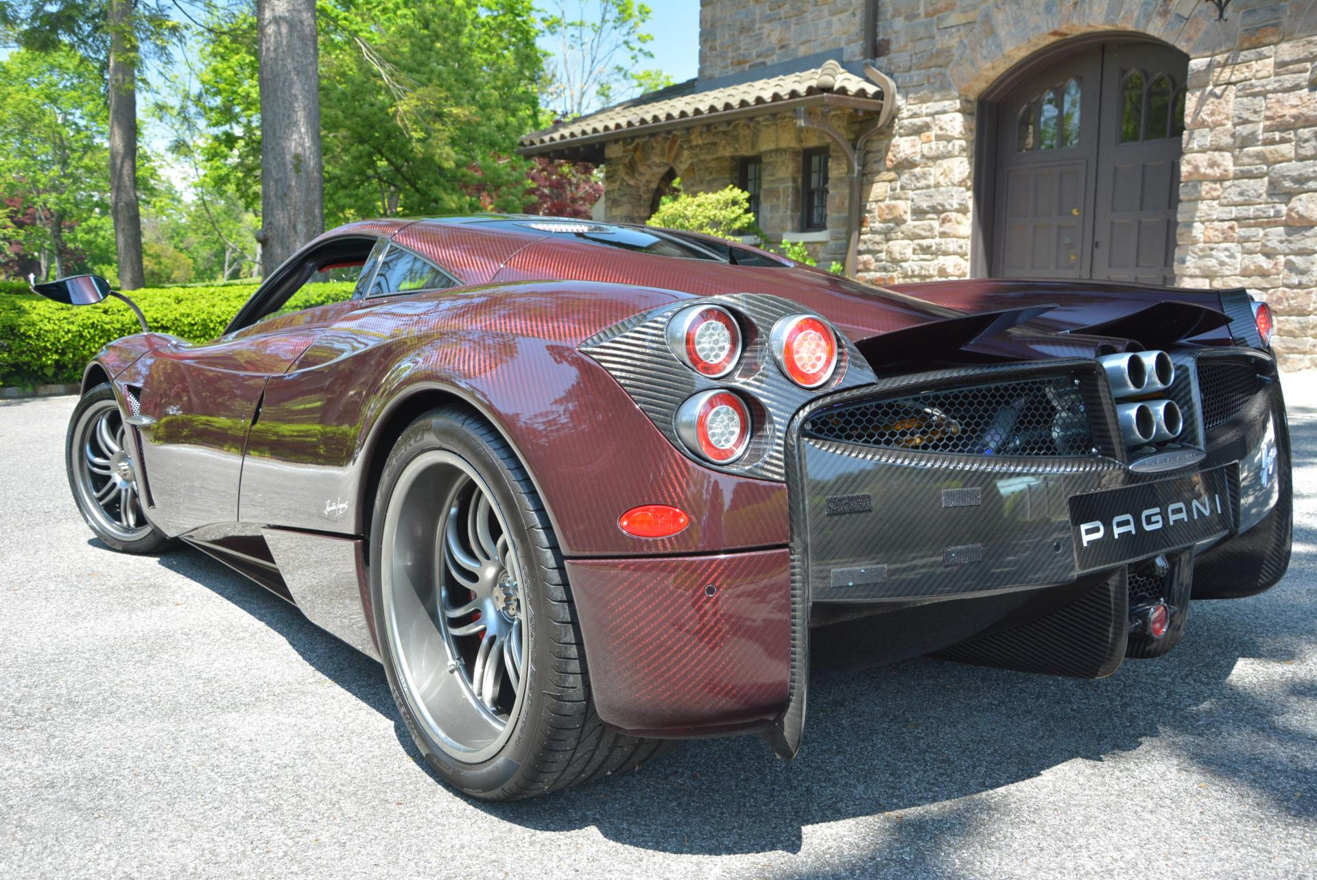 Used 2014 Pagani Huayra  For Sale In Greenwich, CT. Alfa Romeo of Greenwich, 6999C 206_p6