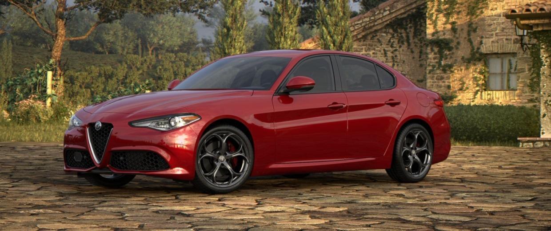 New 2018 Alfa Romeo Giulia Ti Sport For Sale In Greenwich, CT. Alfa Romeo of Greenwich, L335 2064_main
