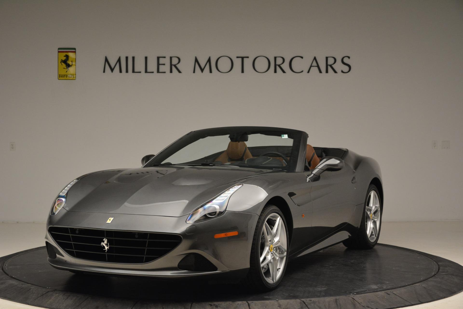Used 2016 Ferrari California T  For Sale In Greenwich, CT. Alfa Romeo of Greenwich, 4461 2069_main