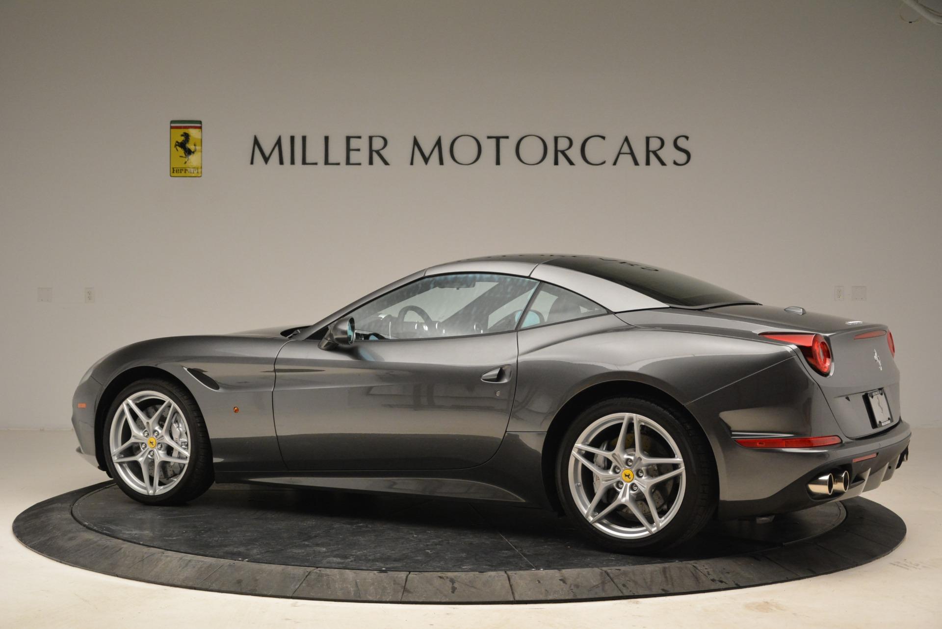 Used 2016 Ferrari California T  For Sale In Greenwich, CT. Alfa Romeo of Greenwich, 4461 2069_p16