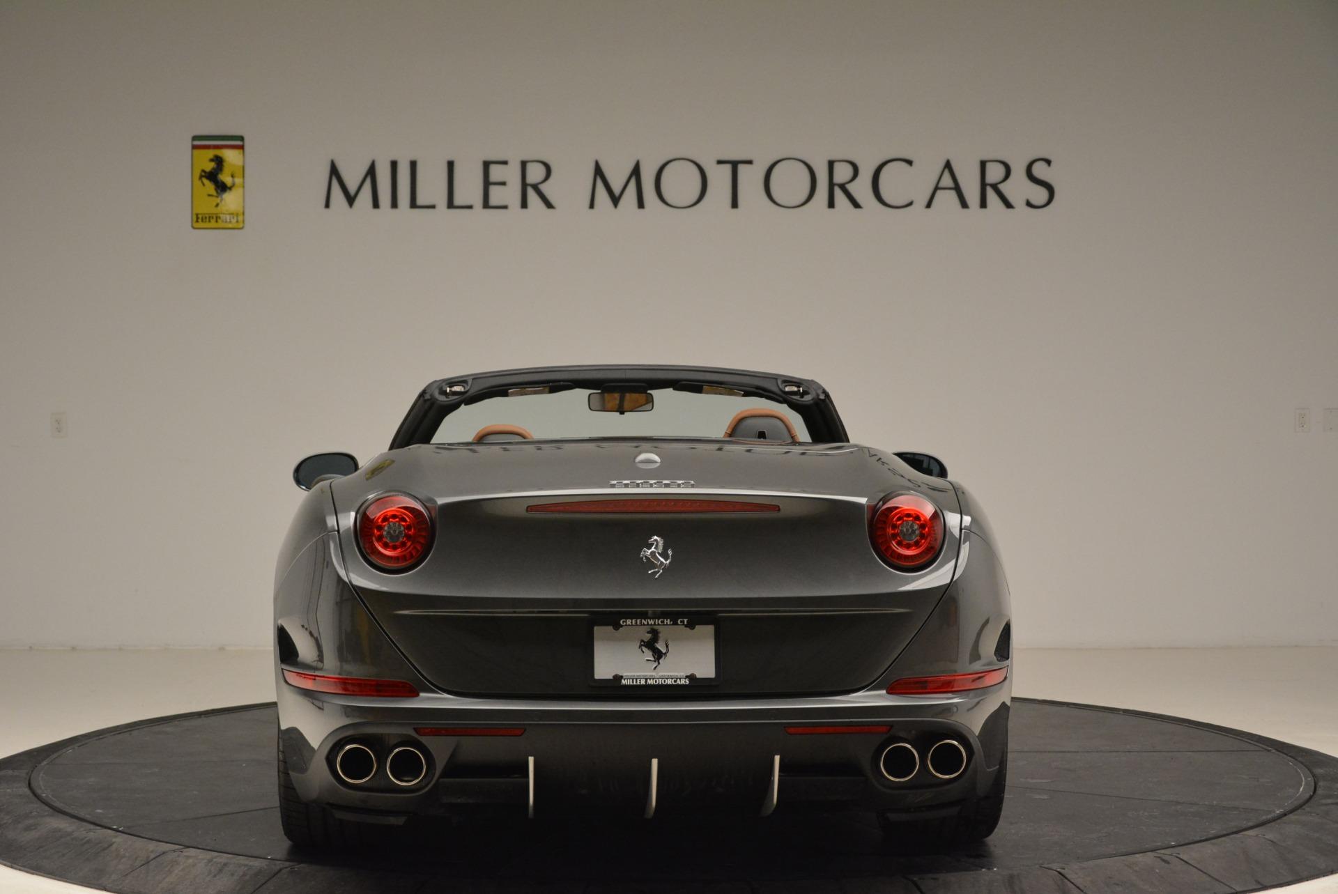 Used 2016 Ferrari California T  For Sale In Greenwich, CT. Alfa Romeo of Greenwich, 4461 2069_p6