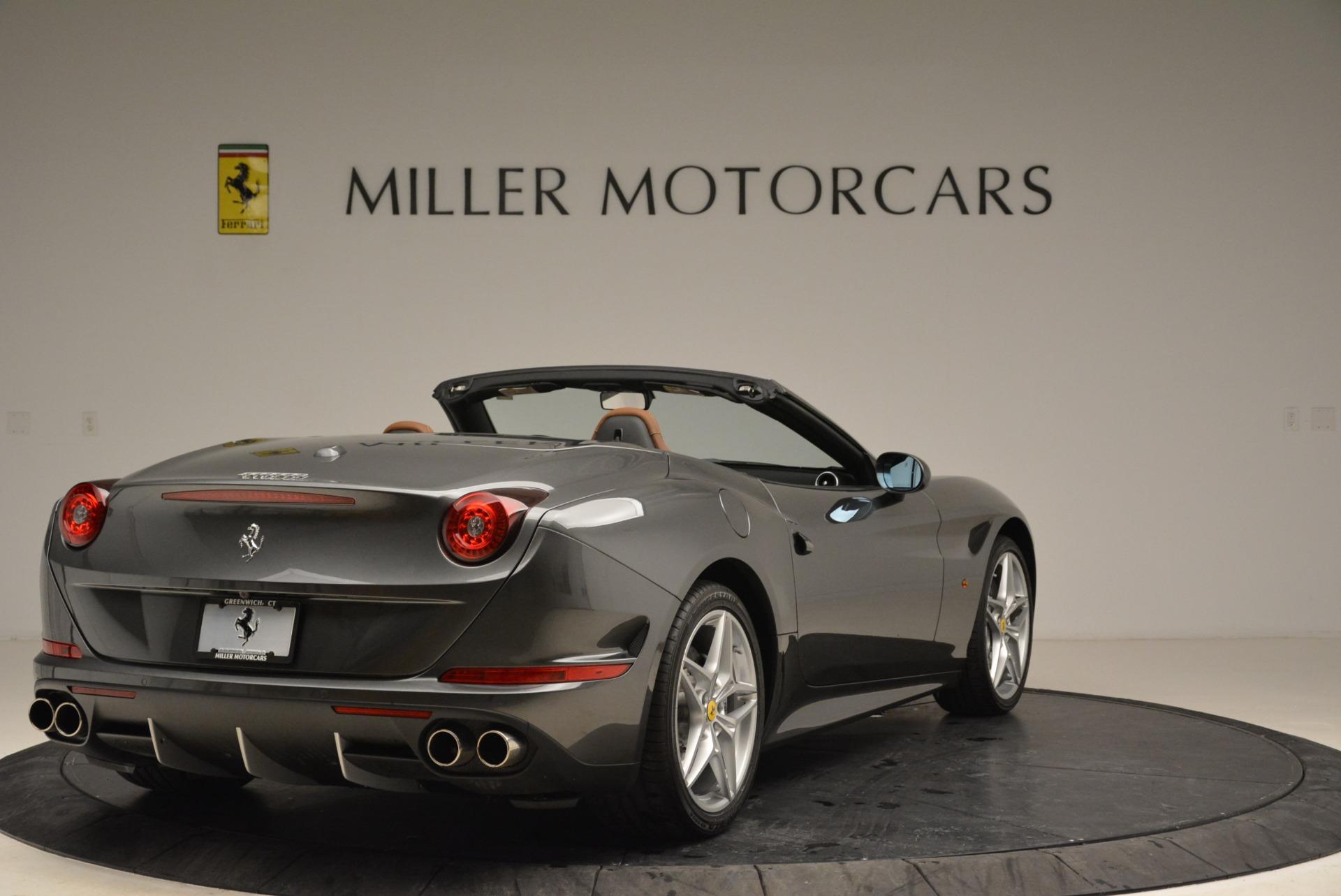 Used 2016 Ferrari California T  For Sale In Greenwich, CT. Alfa Romeo of Greenwich, 4461 2069_p7