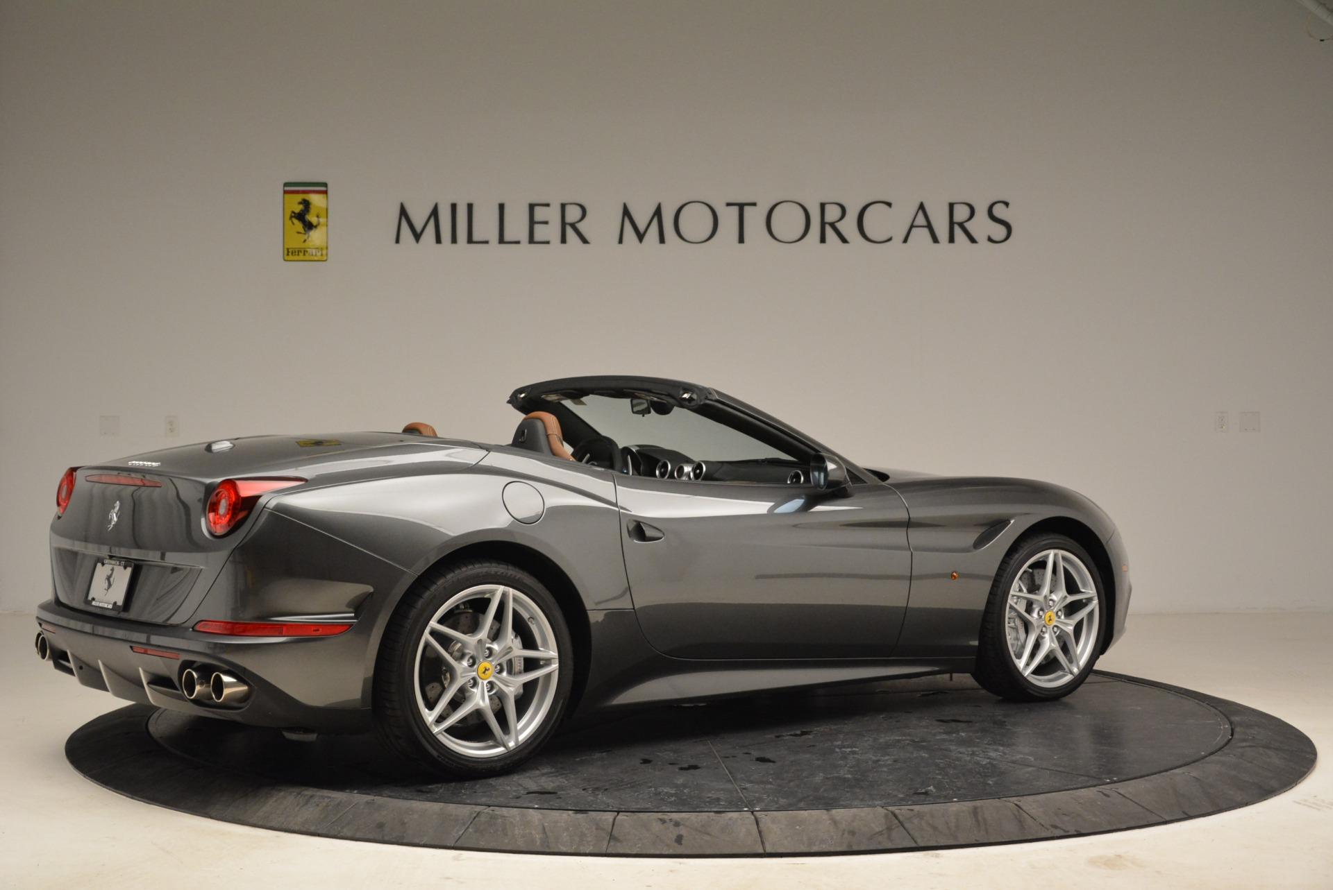 Used 2016 Ferrari California T  For Sale In Greenwich, CT. Alfa Romeo of Greenwich, 4461 2069_p8