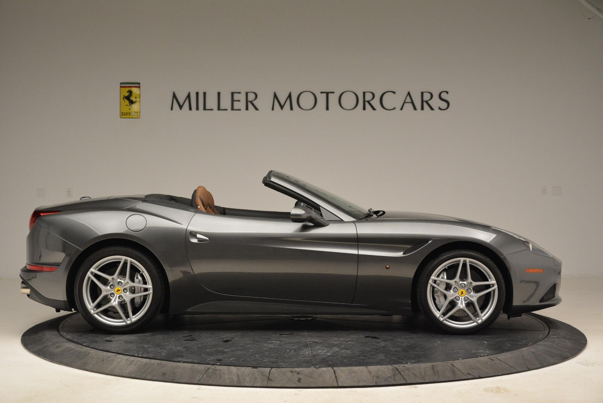 Used 2016 Ferrari California T  For Sale In Greenwich, CT. Alfa Romeo of Greenwich, 4461 2069_p9