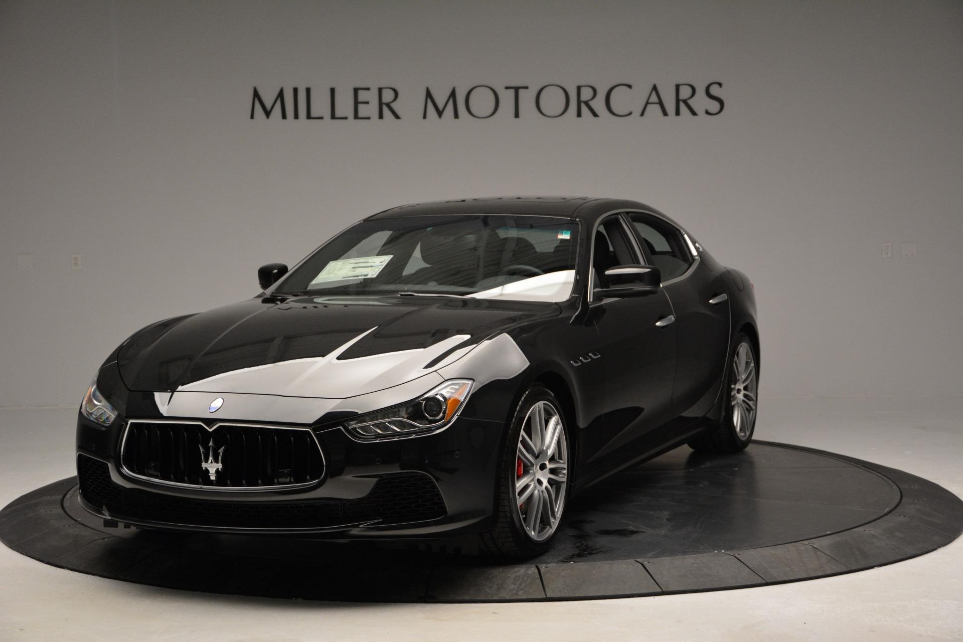 Used 2015 Maserati Ghibli S Q4 For Sale In Greenwich, CT. Alfa Romeo of Greenwich, 7325 2070_main