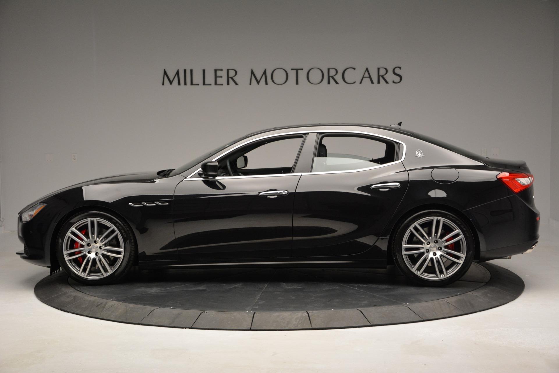 Used 2015 Maserati Ghibli S Q4 For Sale In Greenwich, CT. Alfa Romeo of Greenwich, 7325 2070_p3