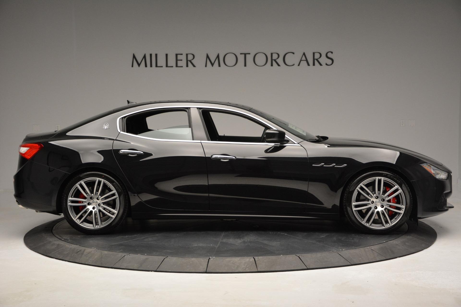 Used 2015 Maserati Ghibli S Q4 For Sale In Greenwich, CT. Alfa Romeo of Greenwich, 7325 2070_p9