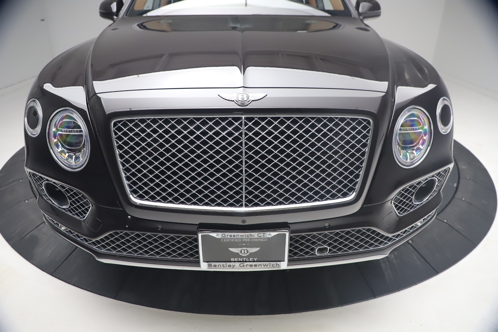 New 2018 Bentley Bentayga Signature For Sale In Greenwich, CT. Alfa Romeo of Greenwich, B1336 2071_p13