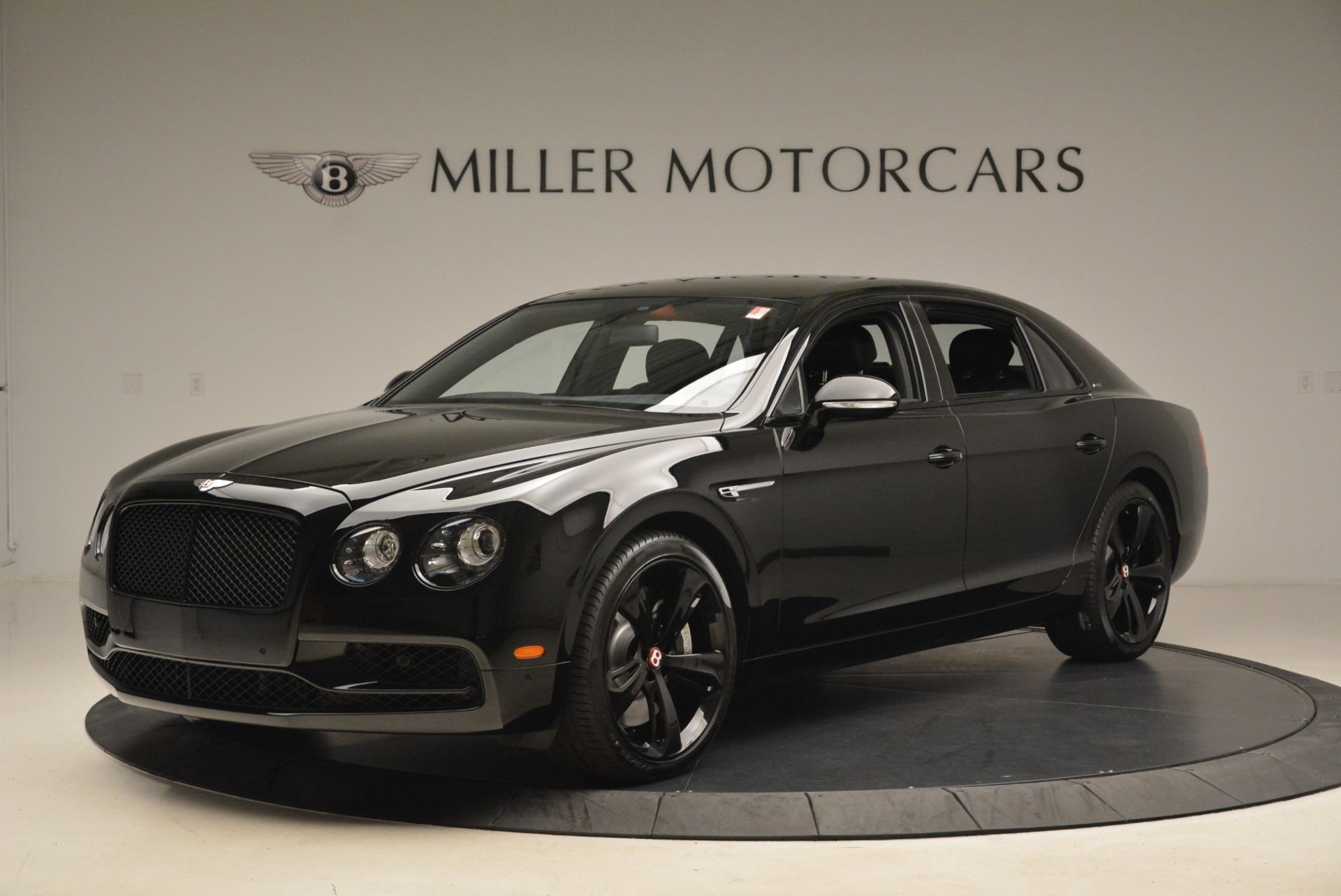 New 2018 Bentley Flying Spur V8 S Black Edition For Sale In Greenwich, CT. Alfa Romeo of Greenwich, B1337 2073_p2