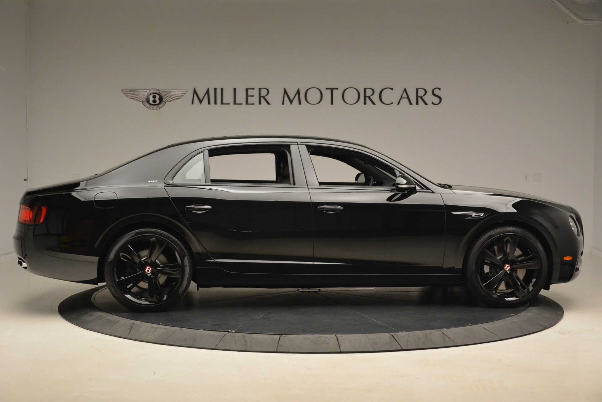 New 2018 Bentley Flying Spur V8 S Black Edition For Sale In Greenwich, CT. Alfa Romeo of Greenwich, B1337 2073_p9