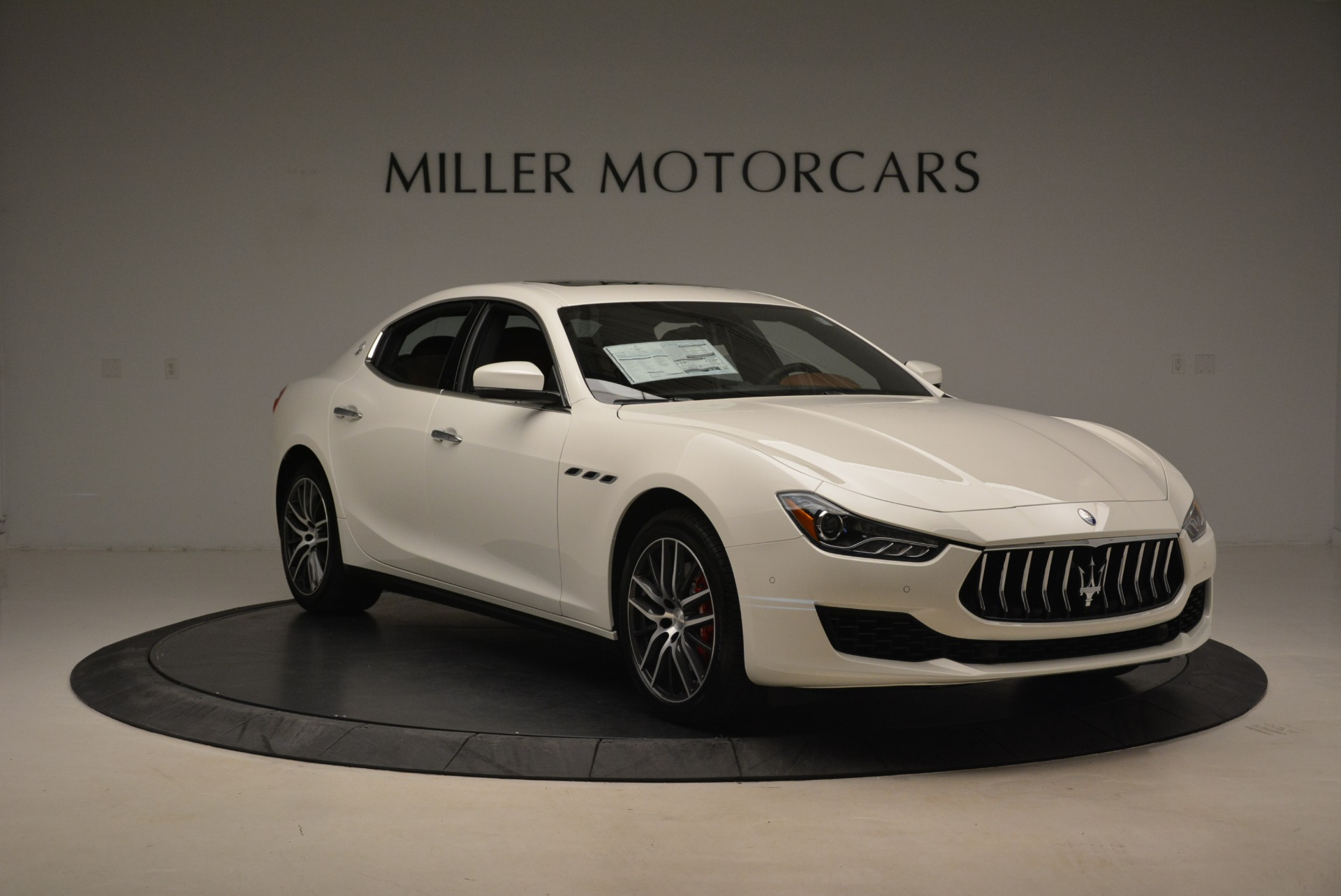 New 2018 Maserati Ghibli S Q4 For Sale In Greenwich, CT. Alfa Romeo of Greenwich, M2058 2074_p10