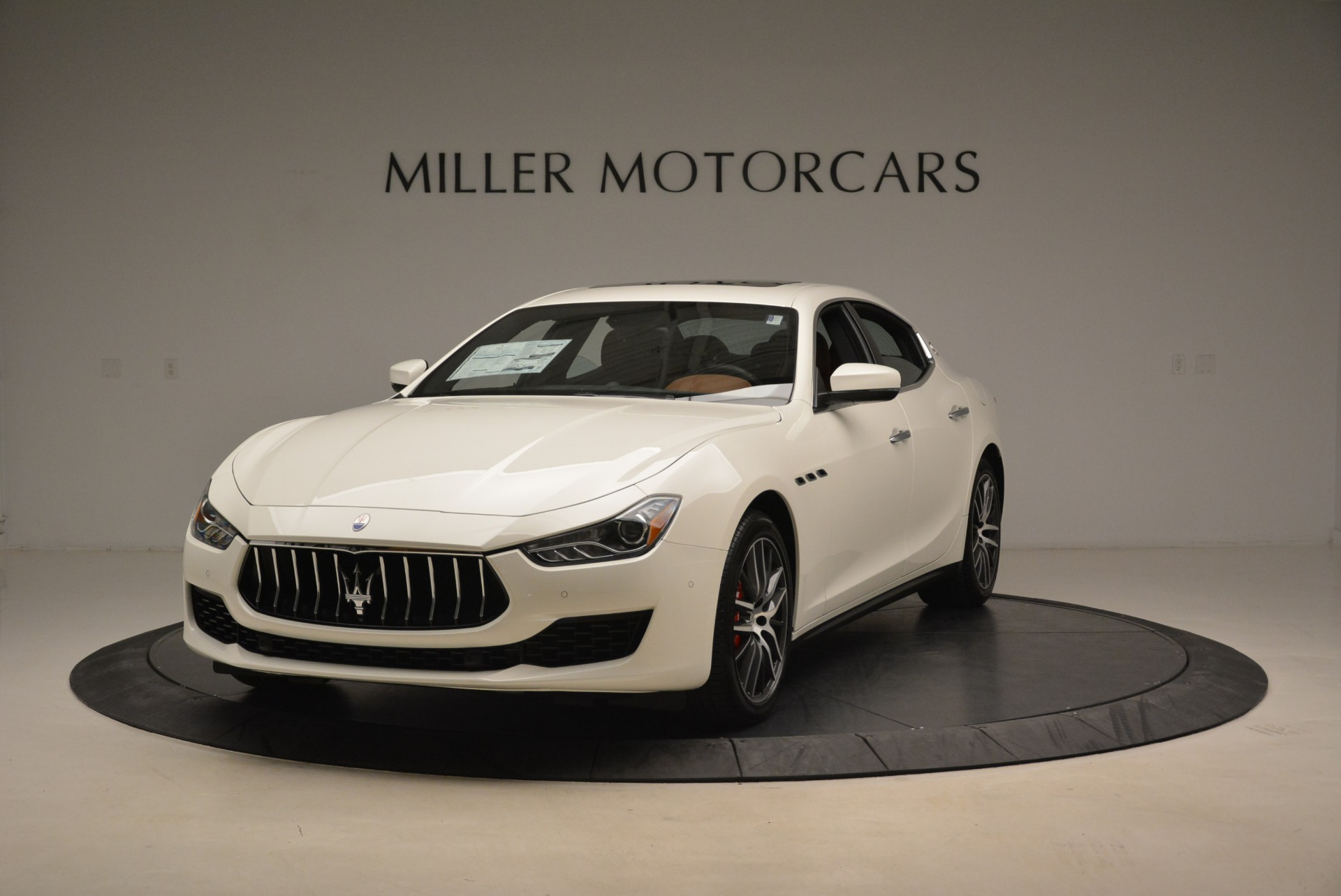 New 2018 Maserati Ghibli S Q4 For Sale In Greenwich, CT. Alfa Romeo of Greenwich, M2058 2074_p12
