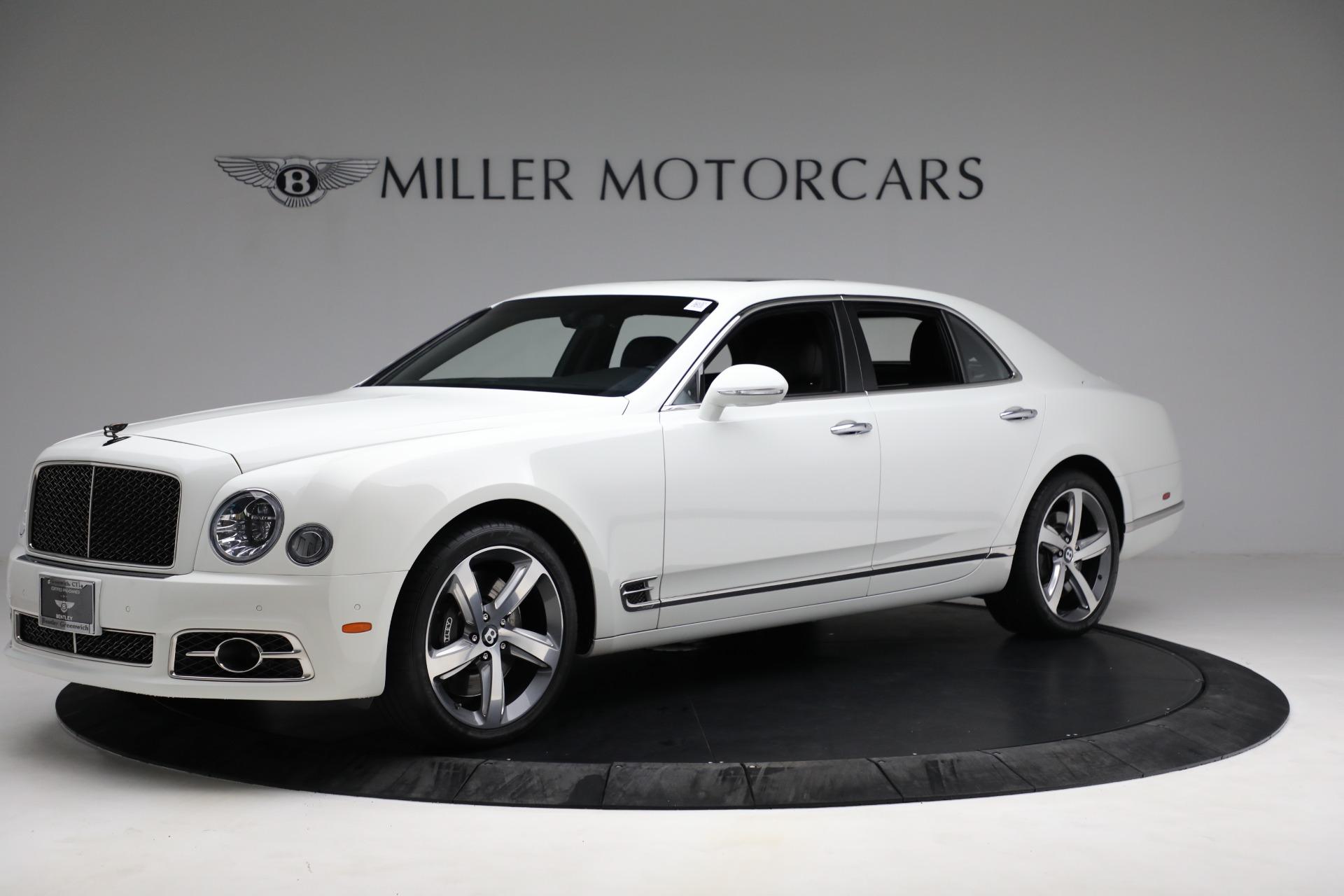 New 2018 Bentley Mulsanne Speed For Sale In Greenwich, CT. Alfa Romeo of Greenwich, B1350 2075_main
