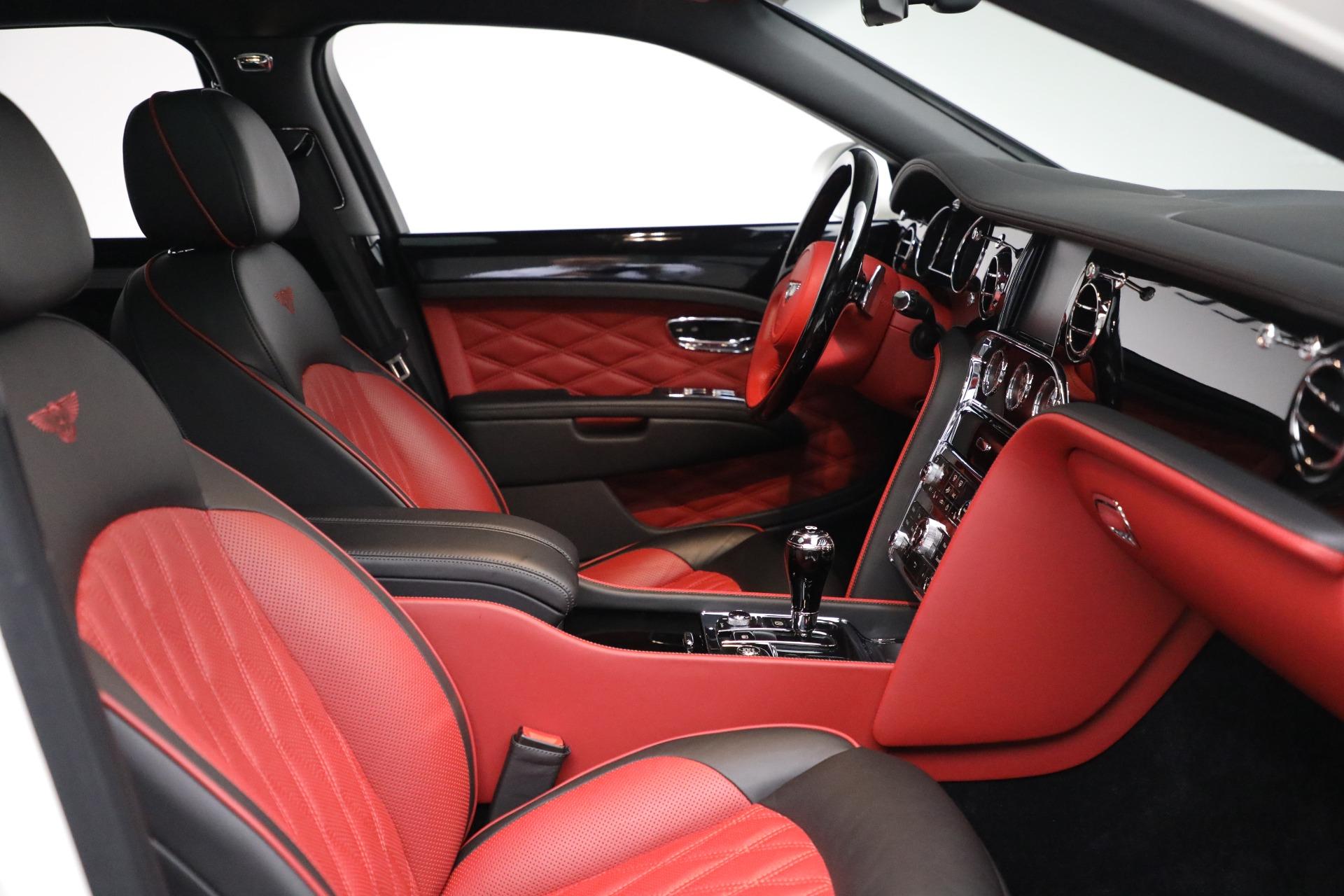 New 2018 Bentley Mulsanne Speed For Sale In Greenwich, CT. Alfa Romeo of Greenwich, B1350 2075_p28