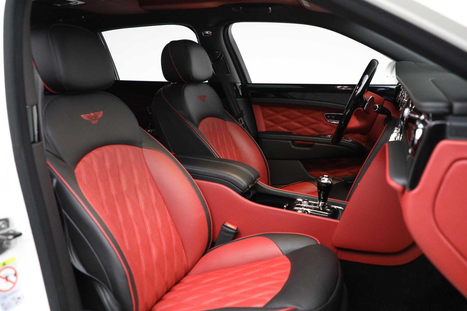 New 2018 Bentley Mulsanne Speed For Sale In Greenwich, CT. Alfa Romeo of Greenwich, B1350 2075_p29